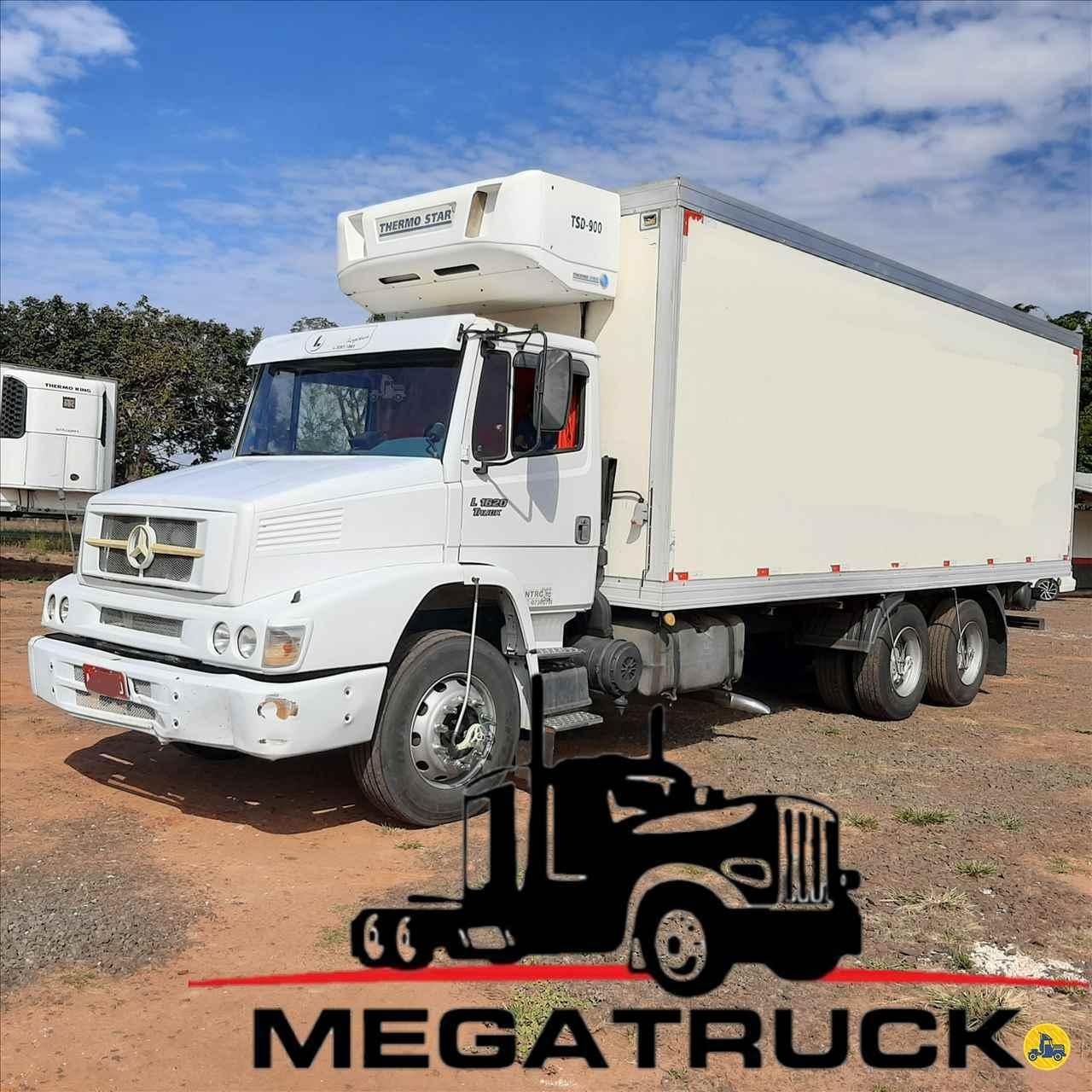 CAMINHAO MERCEDES-BENZ MB 1620 Baú Frigorífico Truck 6x2 Megatruck Caminhões e Máquinas CAMPO GRANDE MATO GROSSO DO SUL MS