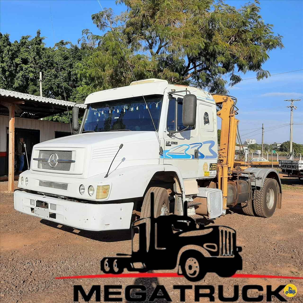 CAMINHAO MERCEDES-BENZ MB 1632 Cavalo Mecânico Toco 4x2 Megatruck Caminhões e Máquinas CAMPO GRANDE MATO GROSSO DO SUL MS