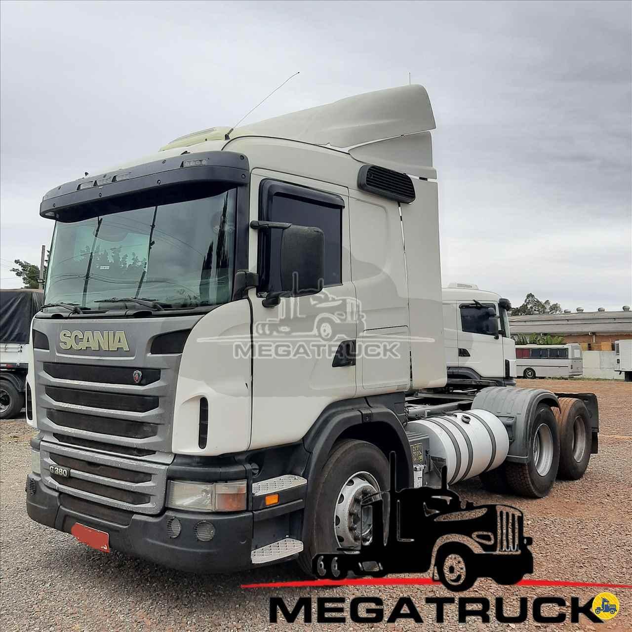 CAMINHAO SCANIA SCANIA 380 Cavalo Mecânico Truck 6x2 Megatruck Caminhões e Máquinas CAMPO GRANDE MATO GROSSO DO SUL MS