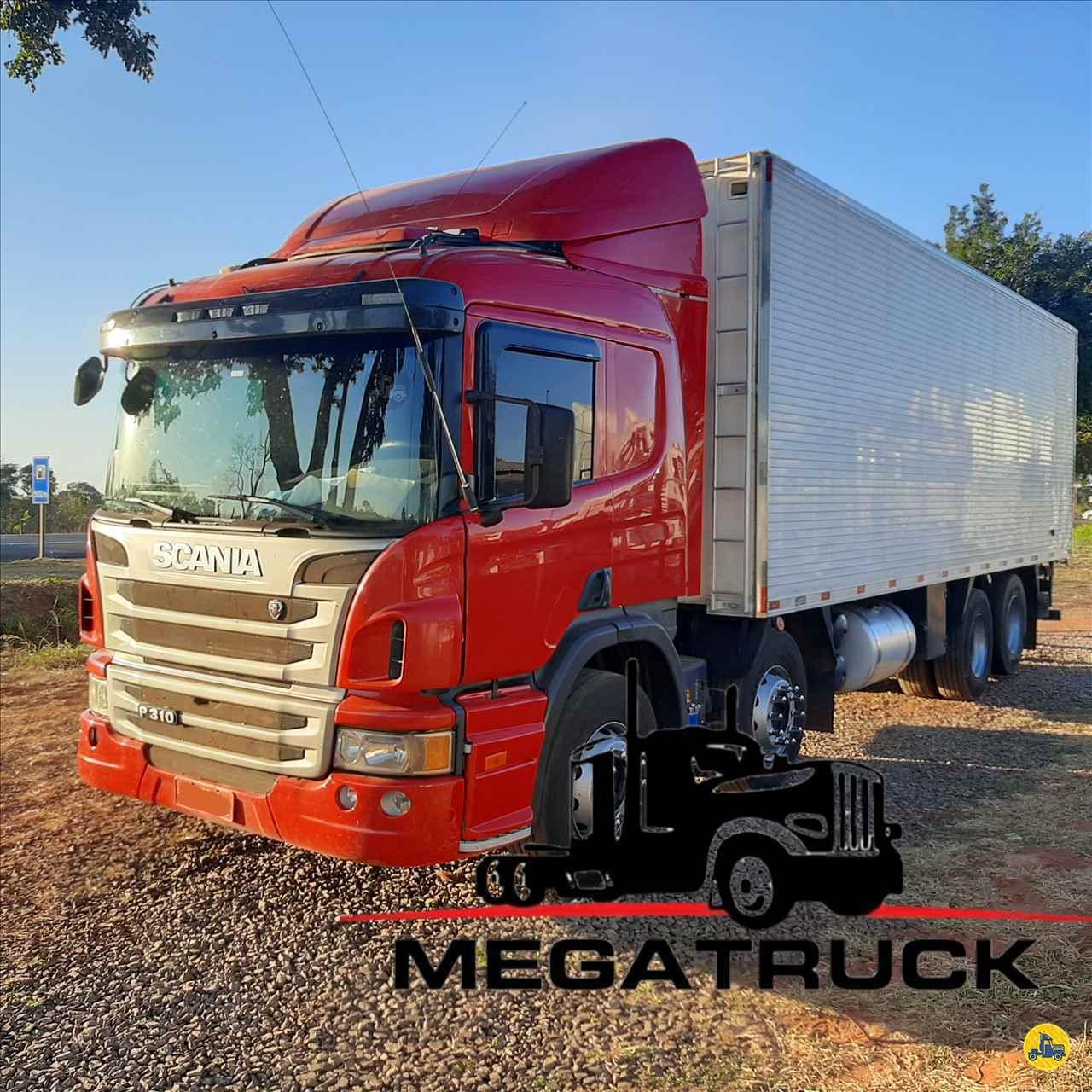 CAMINHAO SCANIA SCANIA P310 Baú Frigorífico BiTruck 8x2 Megatruck Caminhões e Máquinas CAMPO GRANDE MATO GROSSO DO SUL MS