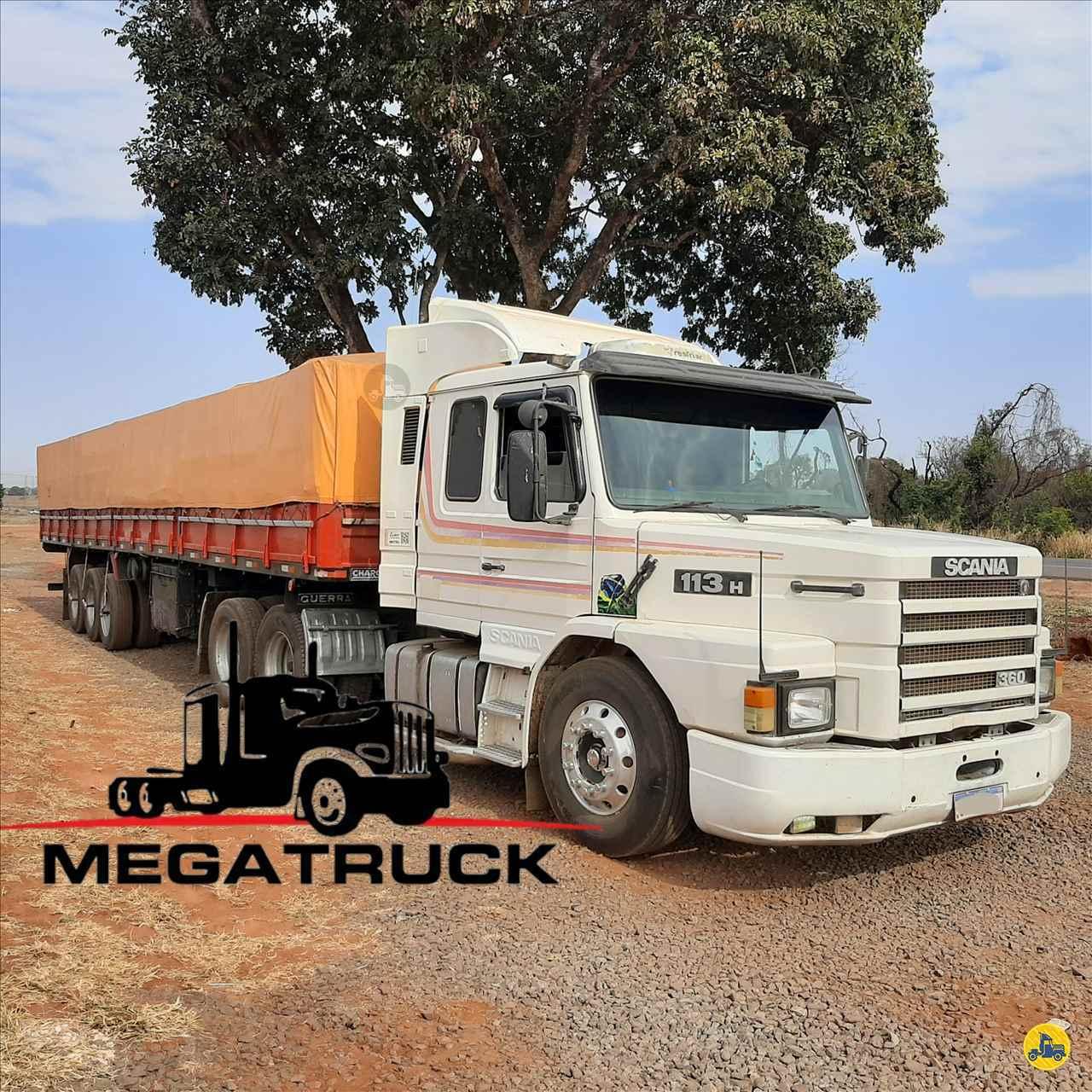 CAMINHAO SCANIA SCANIA 113 360 Cavalo Mecânico Truck 6x2 Megatruck Caminhões e Máquinas CAMPO GRANDE MATO GROSSO DO SUL MS