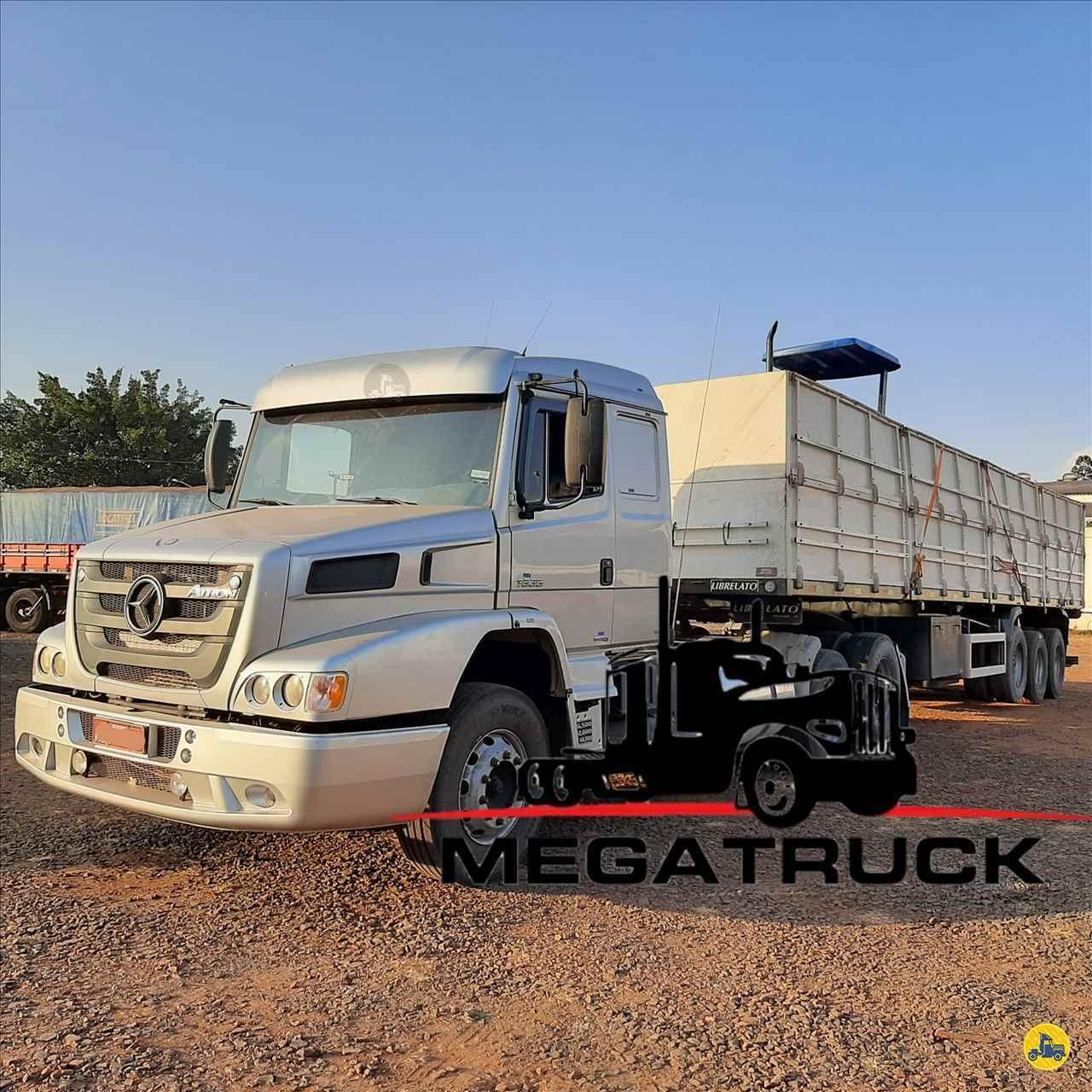CAMINHAO MERCEDES-BENZ MB 1635 Cavalo Mecânico Truck 6x2 Megatruck Caminhões e Máquinas CAMPO GRANDE MATO GROSSO DO SUL MS