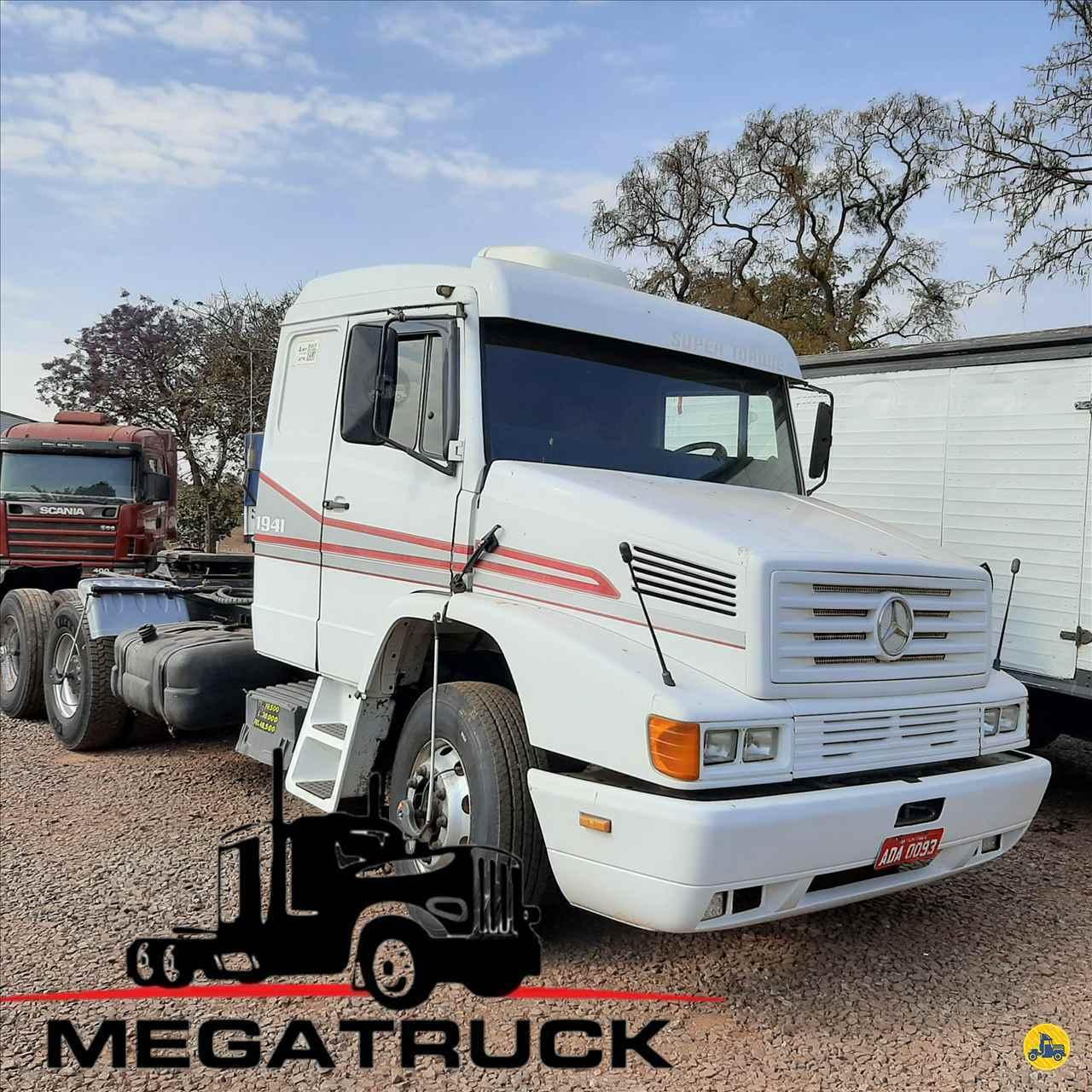 CAMINHAO MERCEDES-BENZ MB 1941 Cavalo Mecânico Truck 6x2 Megatruck Caminhões e Máquinas CAMPO GRANDE MATO GROSSO DO SUL MS