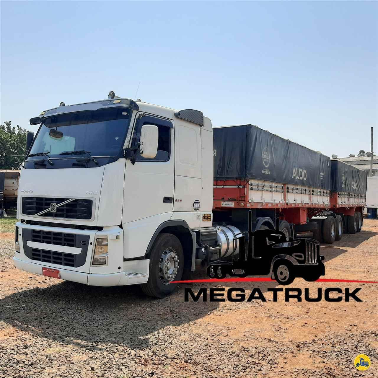 CAMINHAO VOLVO VOLVO FH12 380 Cavalo Mecânico Truck 6x2 Megatruck Caminhões e Máquinas CAMPO GRANDE MATO GROSSO DO SUL MS
