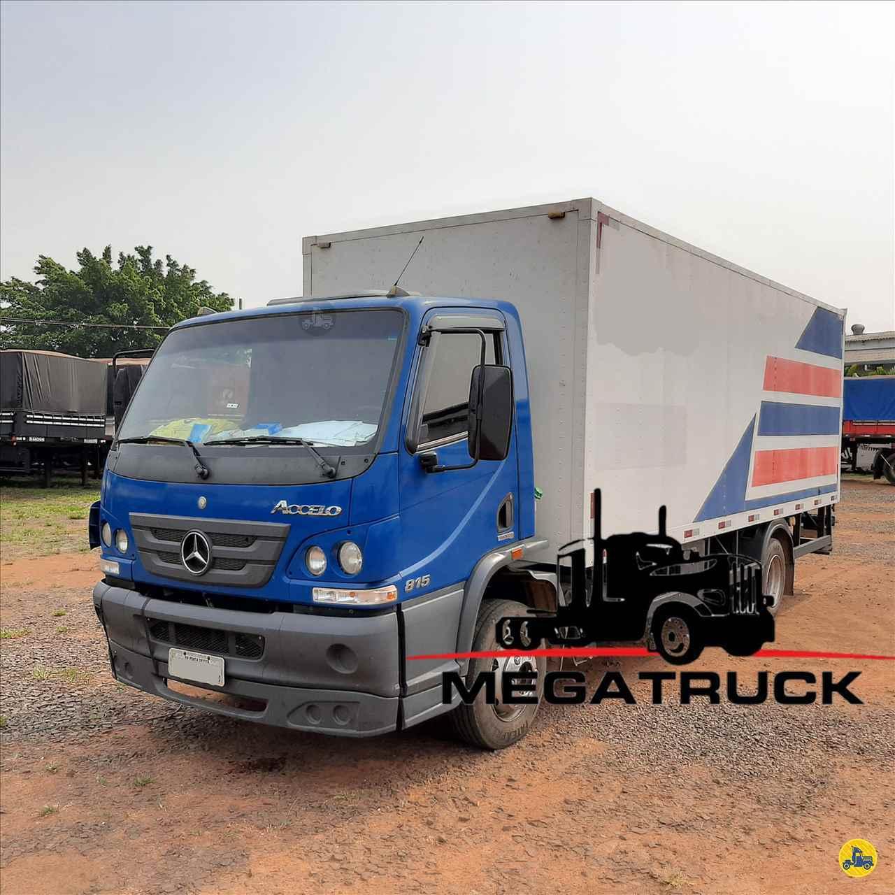 MB 815 de Megatruck Caminhões e Máquinas - CAMPO GRANDE/MS