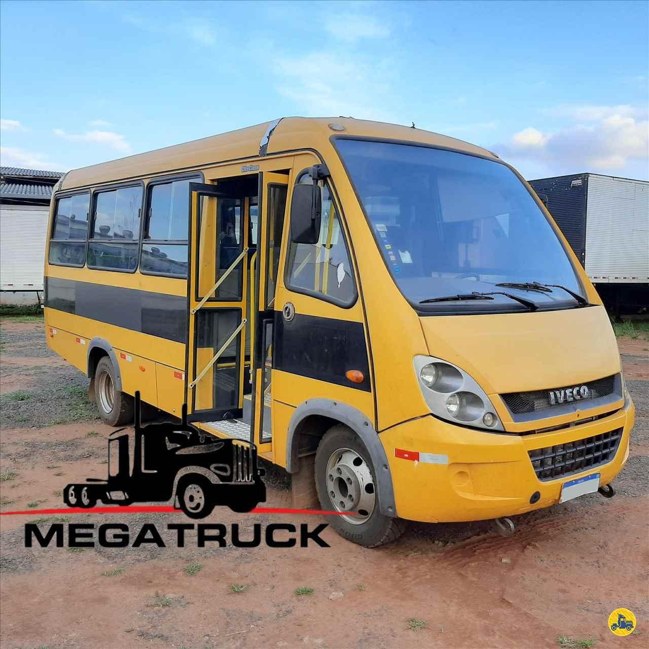 MICRO ONIBUS IVECO City Class Megatruck Caminhões e Máquinas CAMPO GRANDE MATO GROSSO DO SUL MS