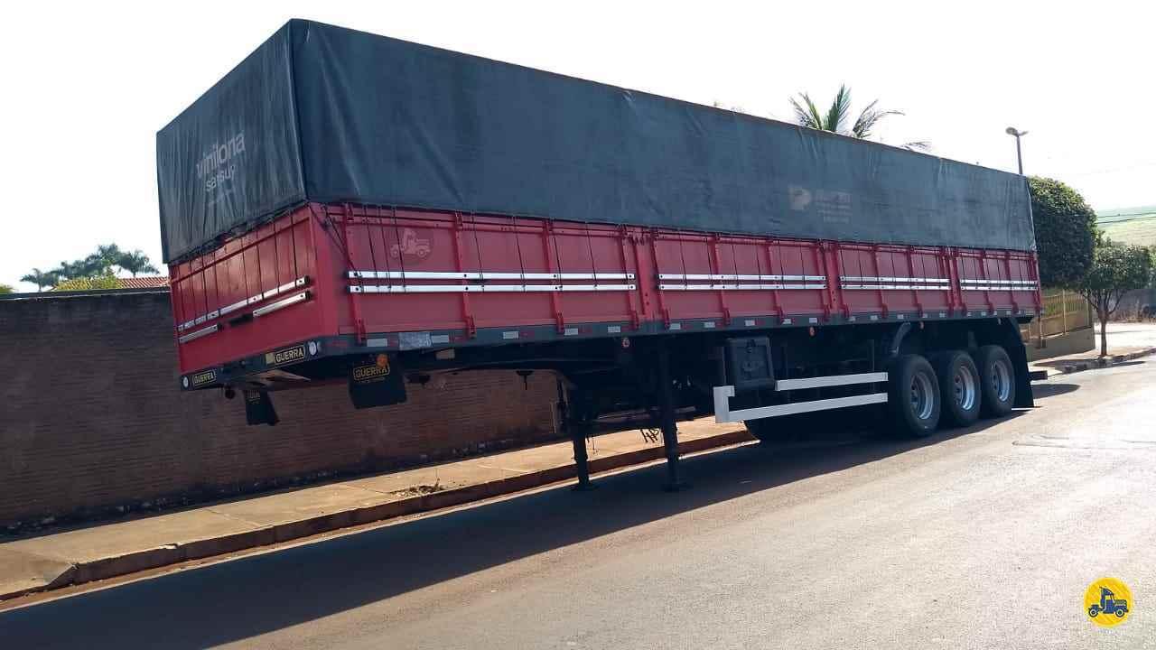 CARRETA SEMI-REBOQUE GRANELEIRO Gazola Caminhões São José do Rio Preto SÃO PAULO SP