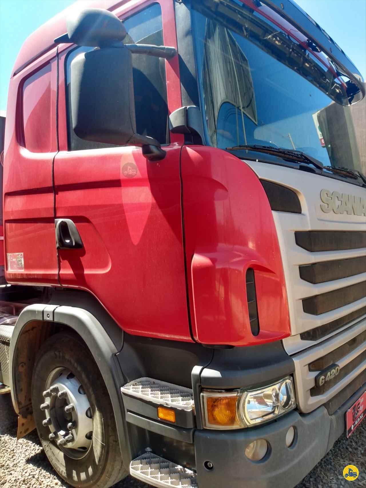CAMINHAO SCANIA SCANIA 420 Cavalo Mecânico Traçado 6x4 Gazola Caminhões São José do Rio Preto SÃO PAULO SP