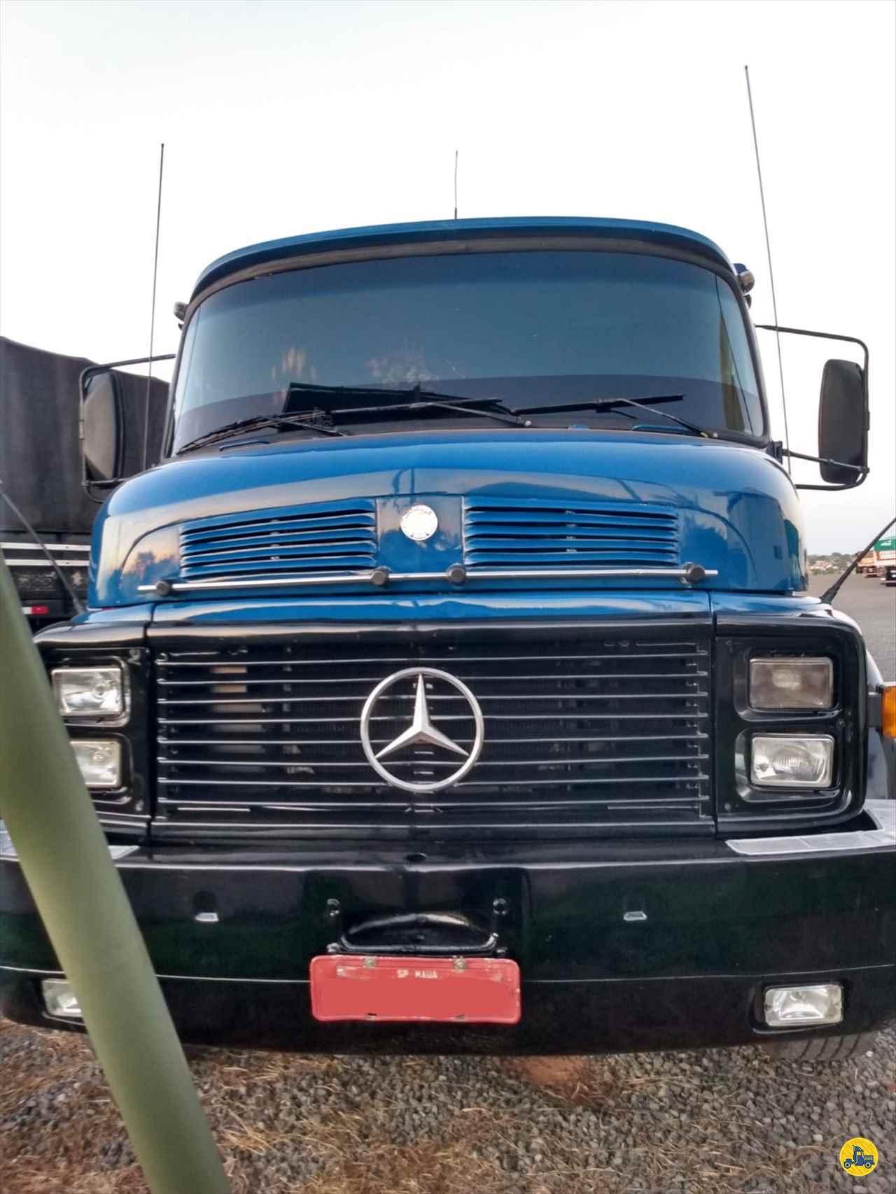 CAMINHAO MERCEDES-BENZ MB 1518 Carga Seca Toco 4x2 Gazola Caminhões São José do Rio Preto SÃO PAULO SP