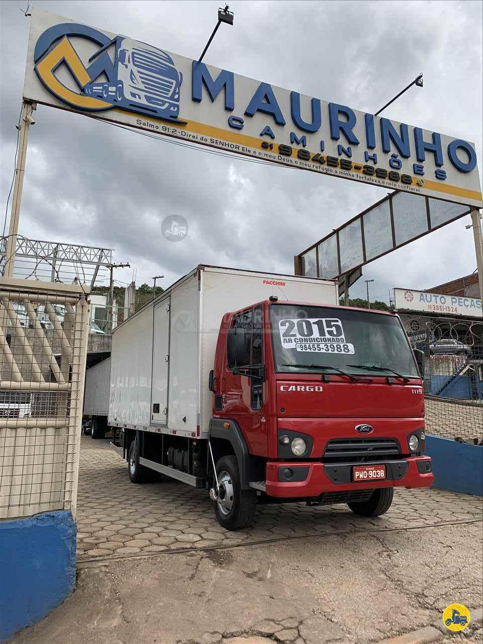 FORD CARGO 1119 196000km 2015/2015 Maurinho Caminhões
