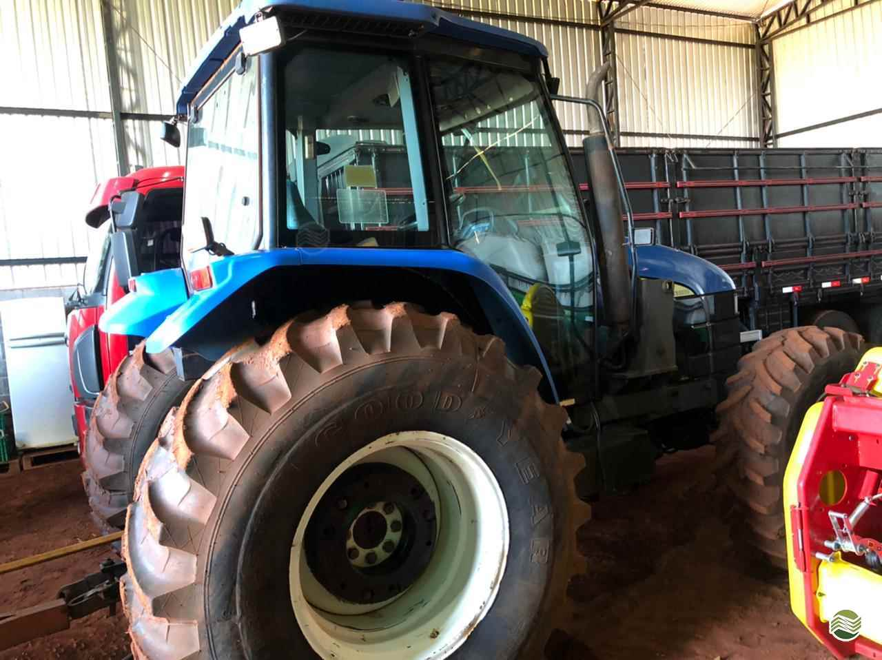 NEW HOLLAND NEW TS 6020  2013/2013 Caique Tratores