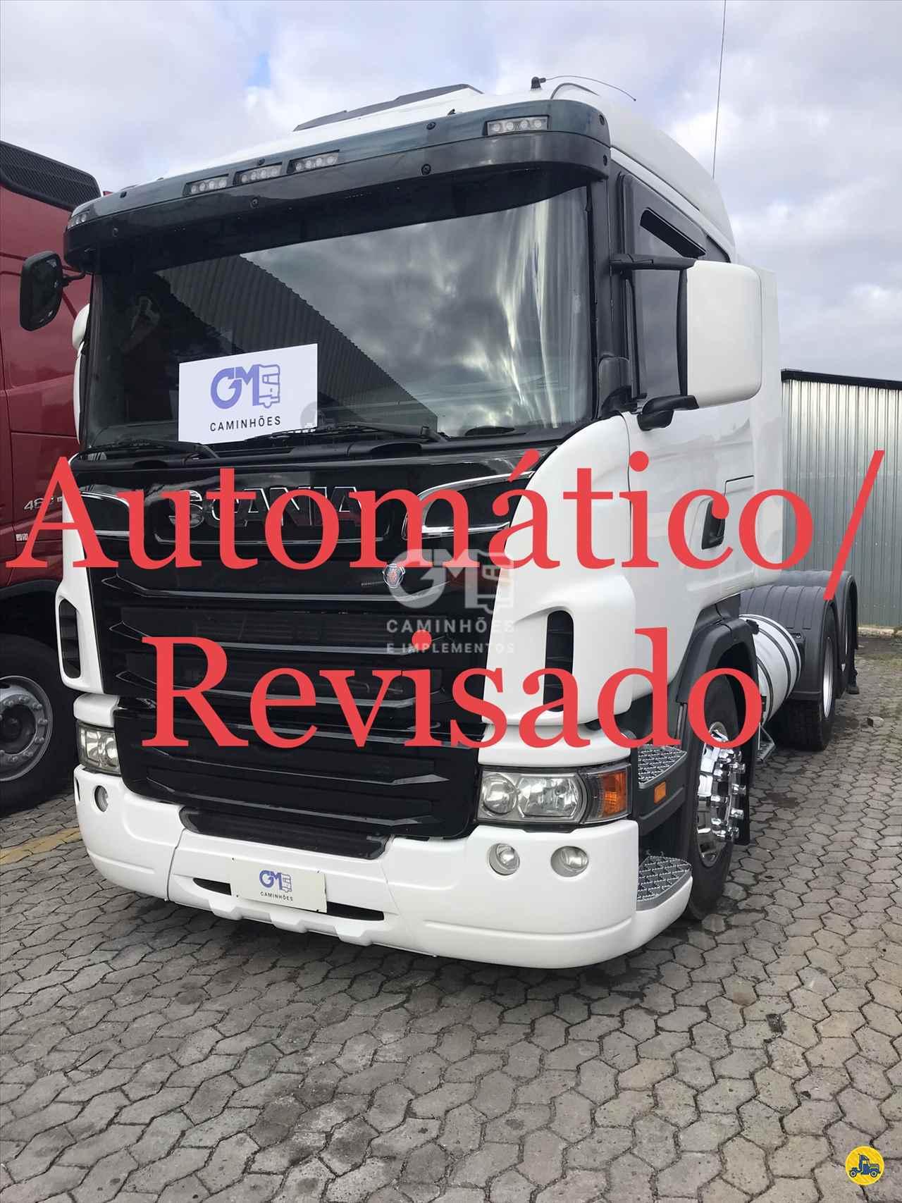 CAMINHAO SCANIA SCANIA 420 Cavalo Mecânico Truck 6x2 GM Caminhões CURITIBA PARANÁ PR