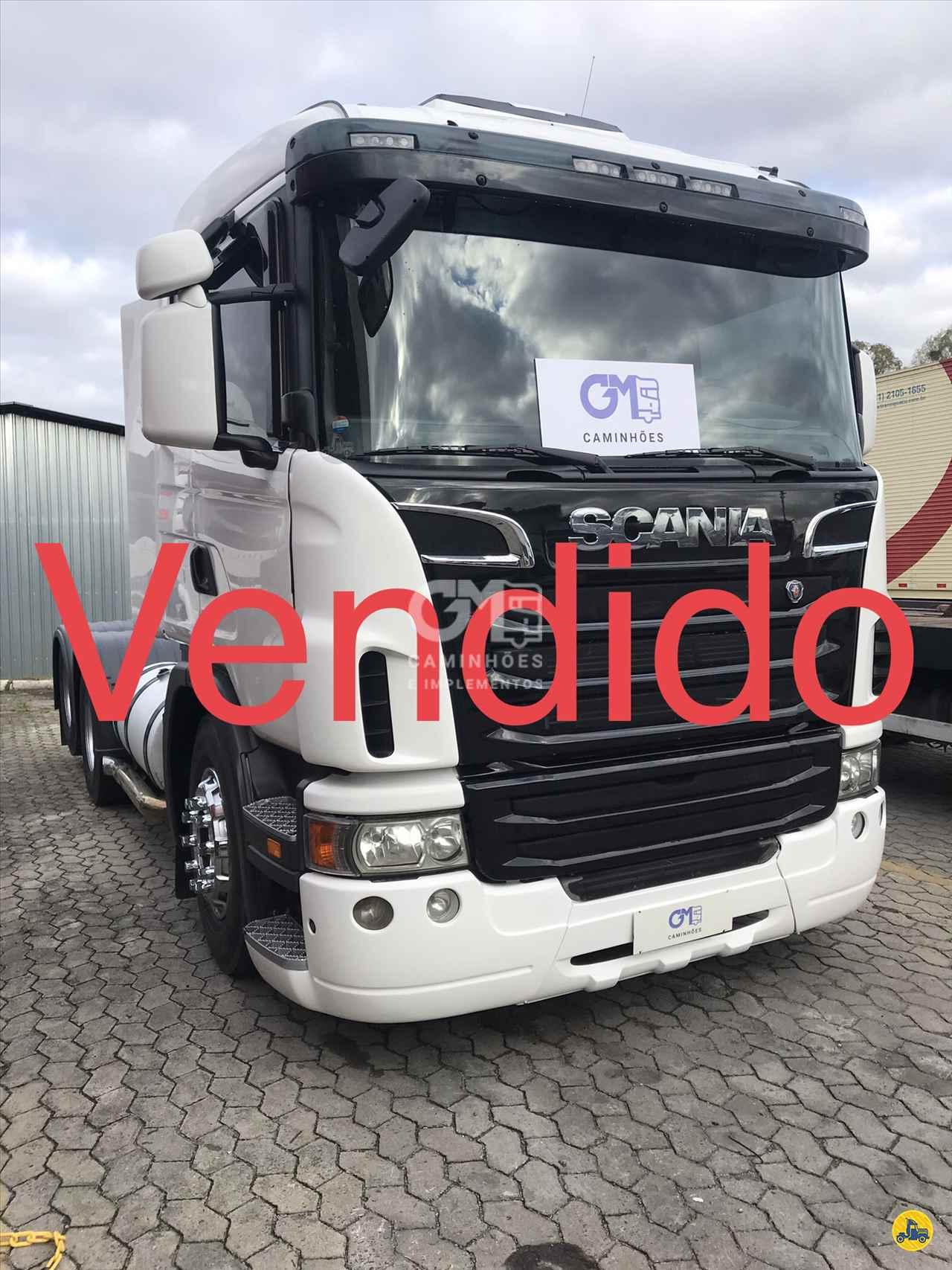 SCANIA 420 de GM Caminhões - CURITIBA/PR