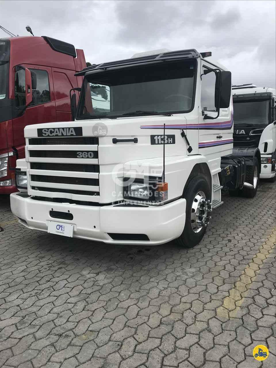 CAMINHAO SCANIA SCANIA 112 360 Cavalo Mecânico Toco 4x2 GM Caminhões CURITIBA PARANÁ PR