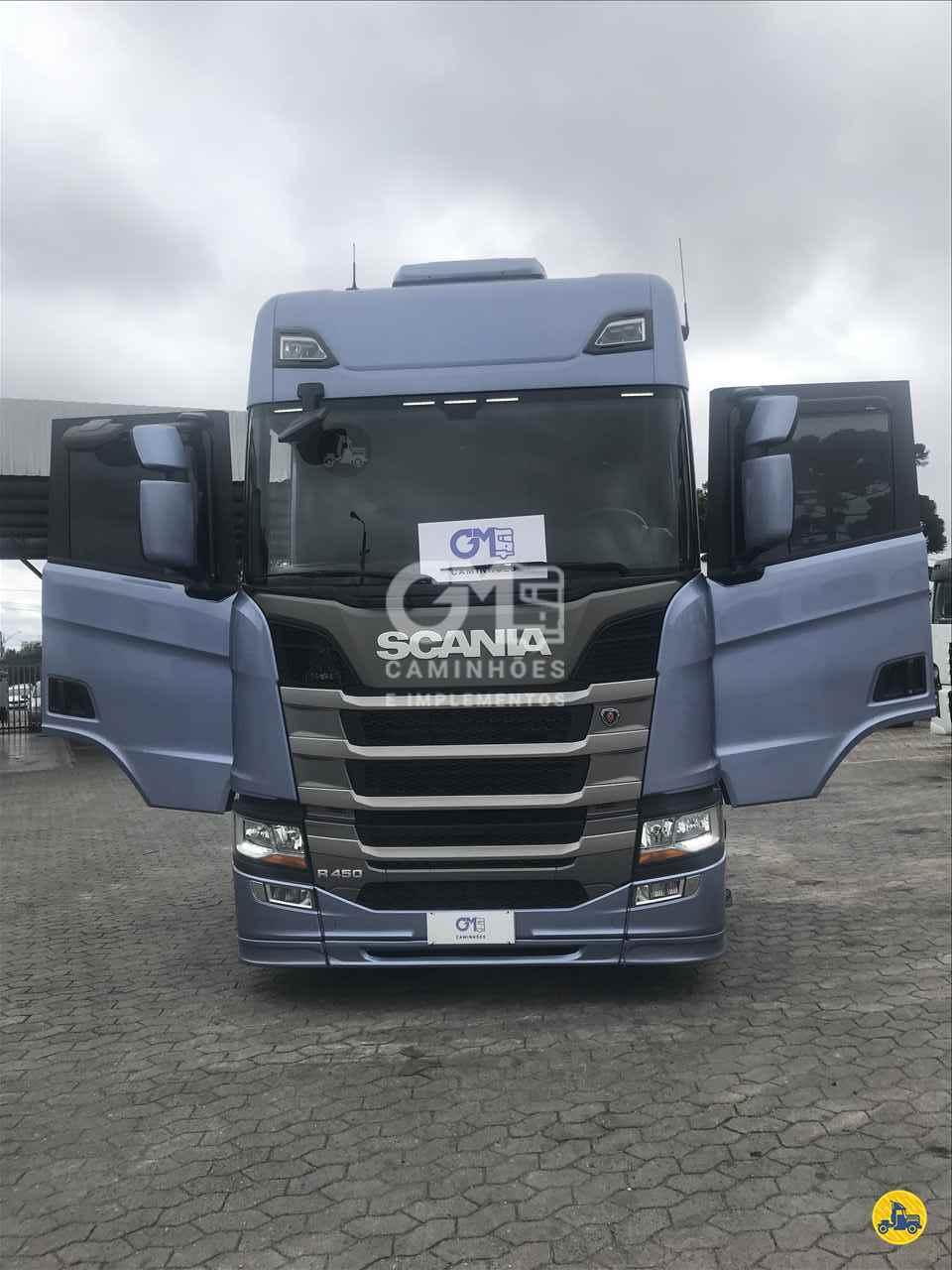 CAMINHAO SCANIA SCANIA 450 Cavalo Mecânico Truck 6x2 GM Caminhões CURITIBA PARANÁ PR