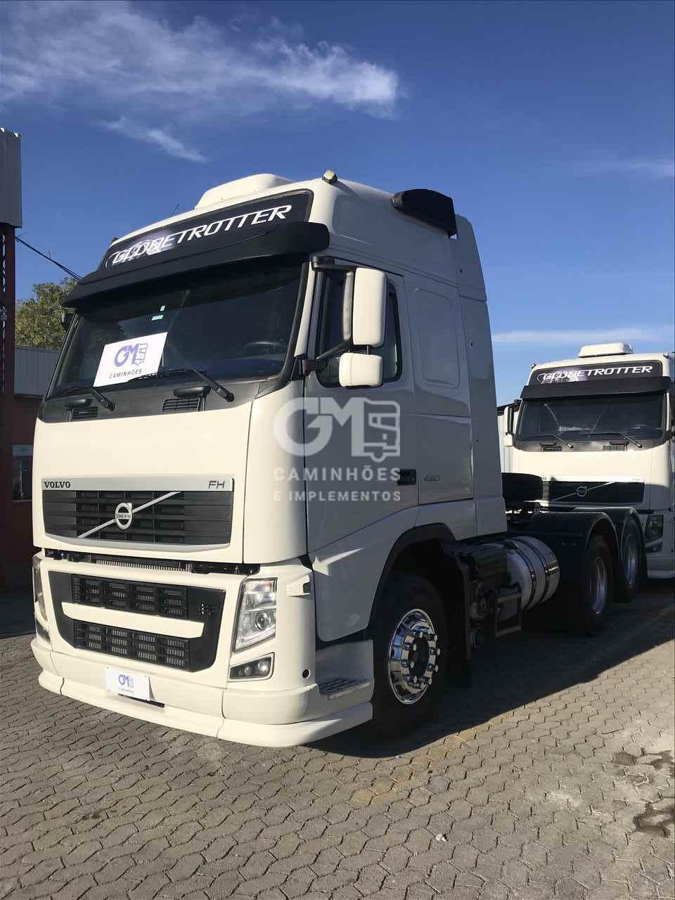 CAMINHAO VOLVO VOLVO FH 440 Cavalo Mecânico Truck 6x2 GM Caminhões CURITIBA PARANÁ PR