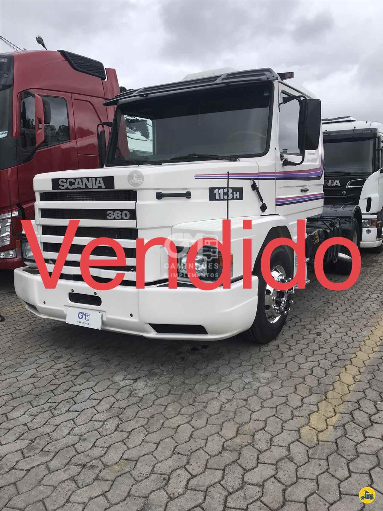 CAMINHAO SCANIA SCANIA 113 360 Cavalo Mecânico Toco 4x2 GM Caminhões CURITIBA PARANÁ PR
