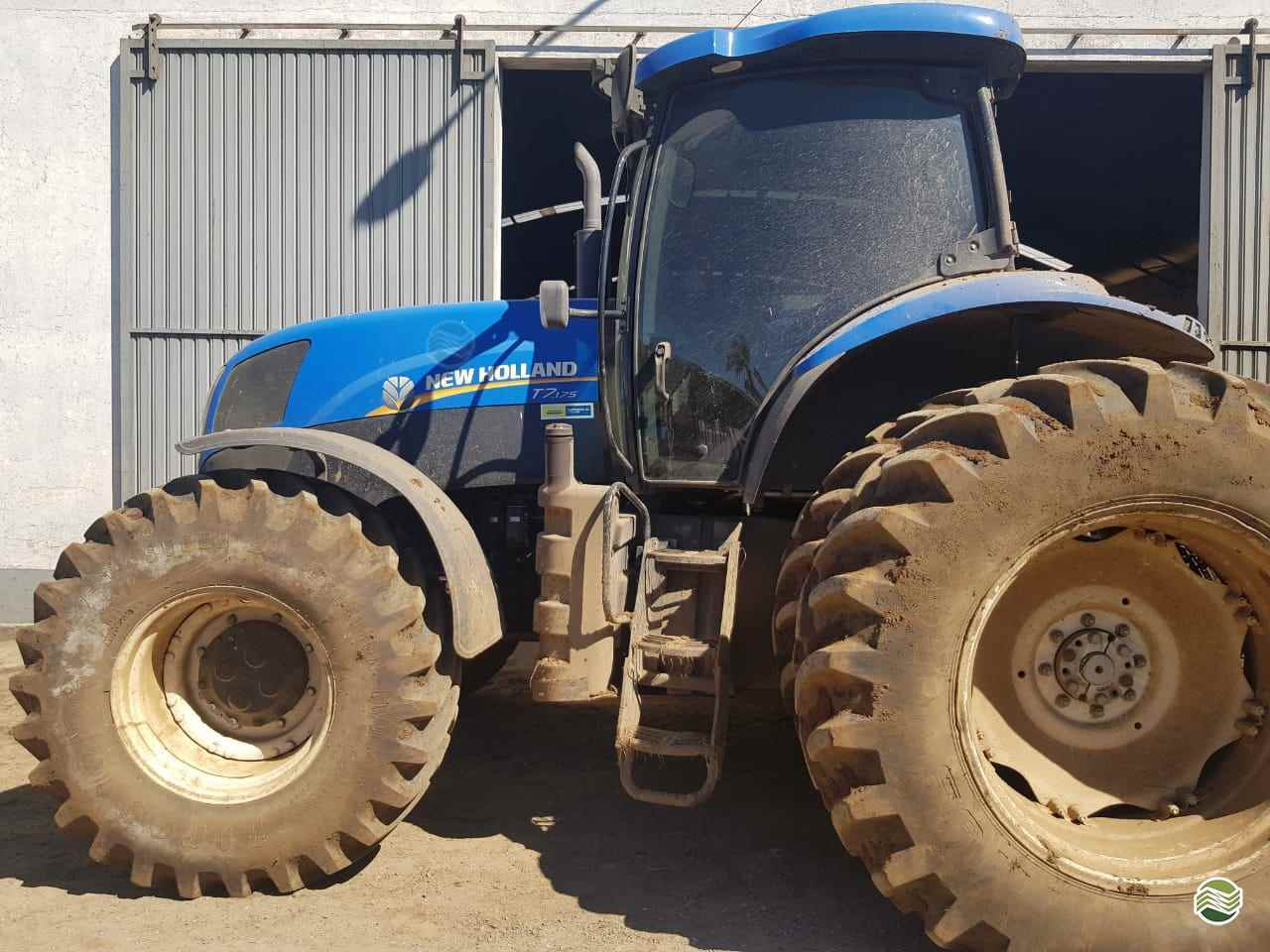 NEW HOLLAND NEW T7 175   2017/2017 Tratorcase Maquinas Agrícolas