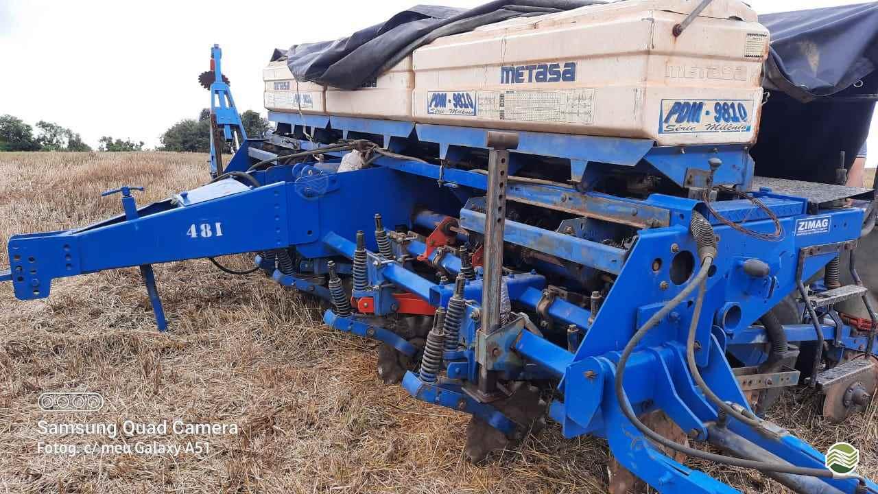 PLANTADEIRA METASA PDM 9810 Trator Castro CASTRO PARANÁ PR