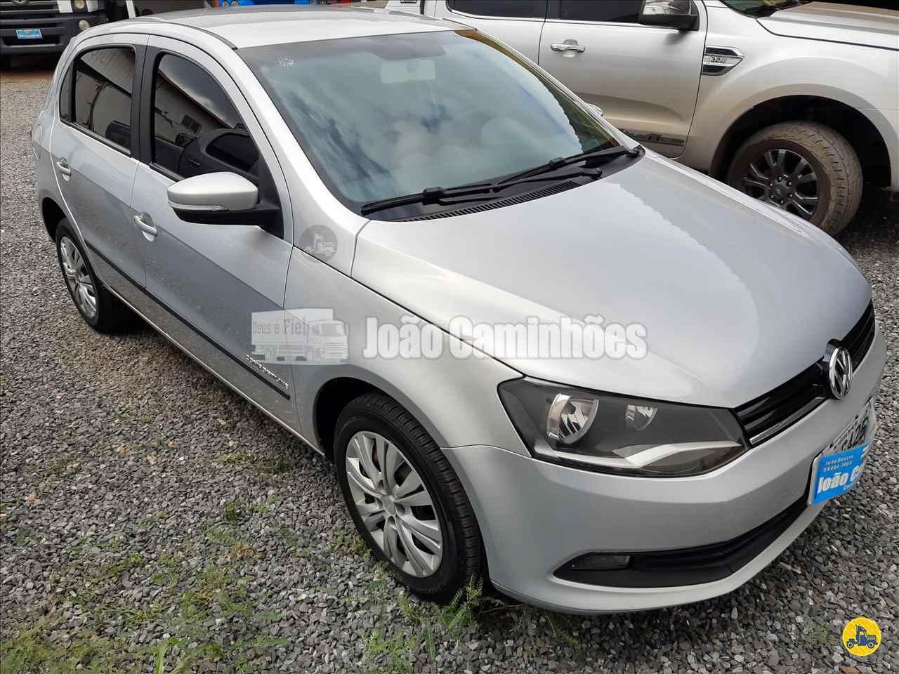 CARRO VW - Volkswagen Gol 1.6 Comfortline João Caminhões BRASILIA DISTRITO FEDERAL DF