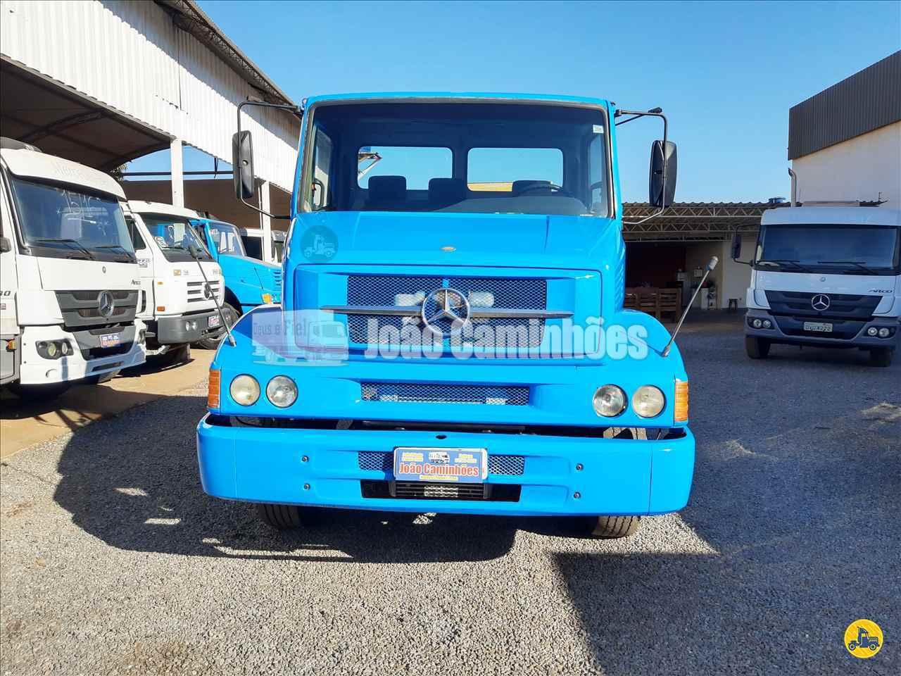 CAMINHAO MERCEDES-BENZ MB 1620 Chassis Truck 6x2 João Caminhões BRASILIA DISTRITO FEDERAL DF