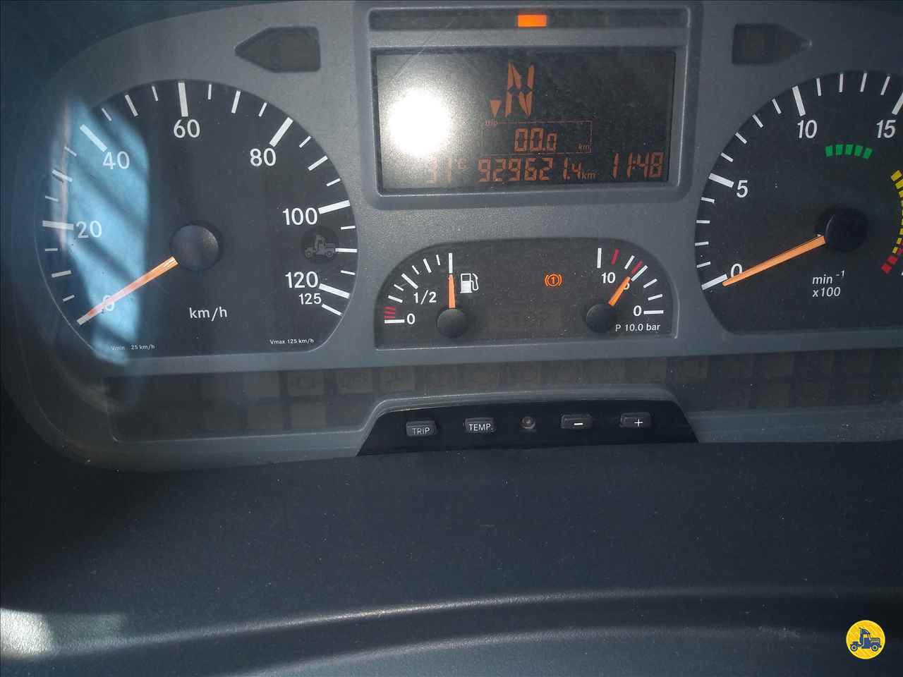 MERCEDES-BENZ MB 2035 900km 2009/2009 Igor Caminhões