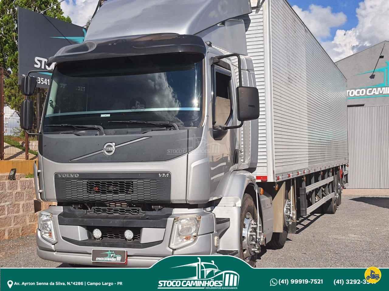 VOLVO VOLVO VM 270 406809km 2014/2015 Stoco Caminhões