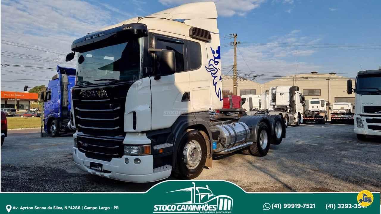 SCANIA 440 de Stoco Caminhões  - CAMPO LARGO/PR