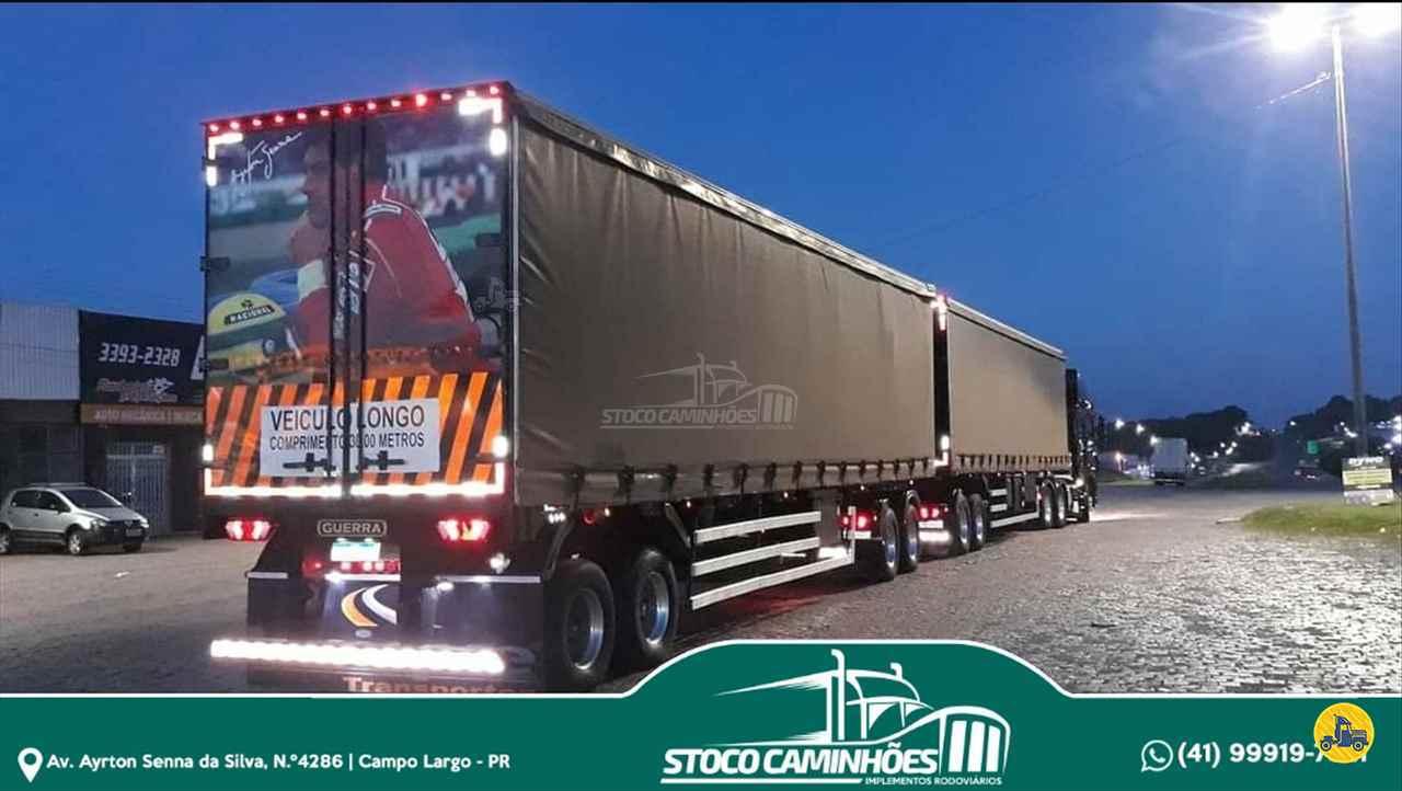 BAU SIDER de Stoco Caminhões  - CAMPO LARGO/PR