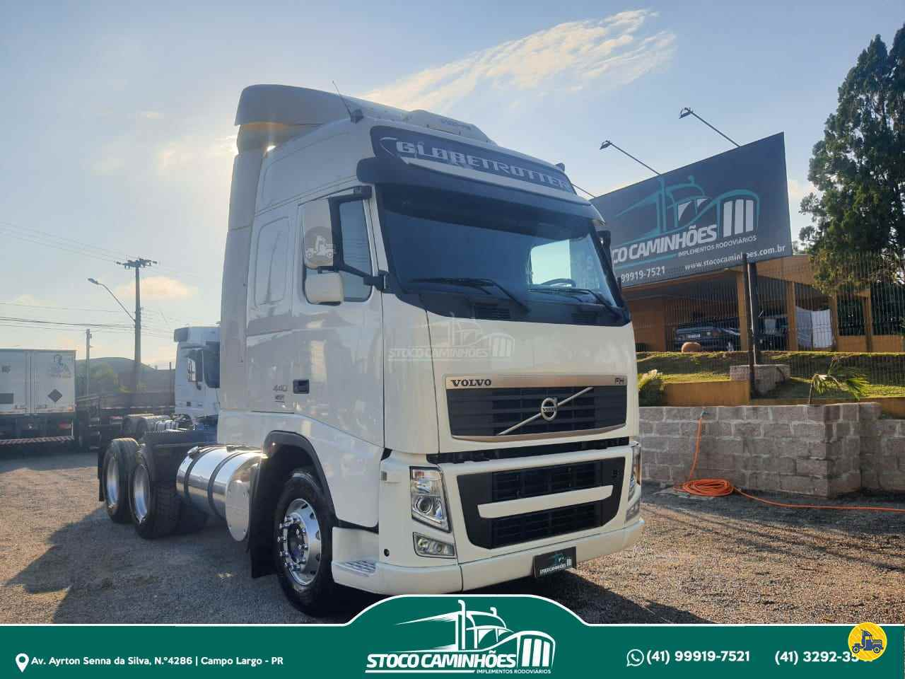CAMINHAO VOLVO VOLVO FH 440 Cavalo Mecânico Truck 6x2 Stoco Caminhões  CAMPO LARGO PARANÁ PR
