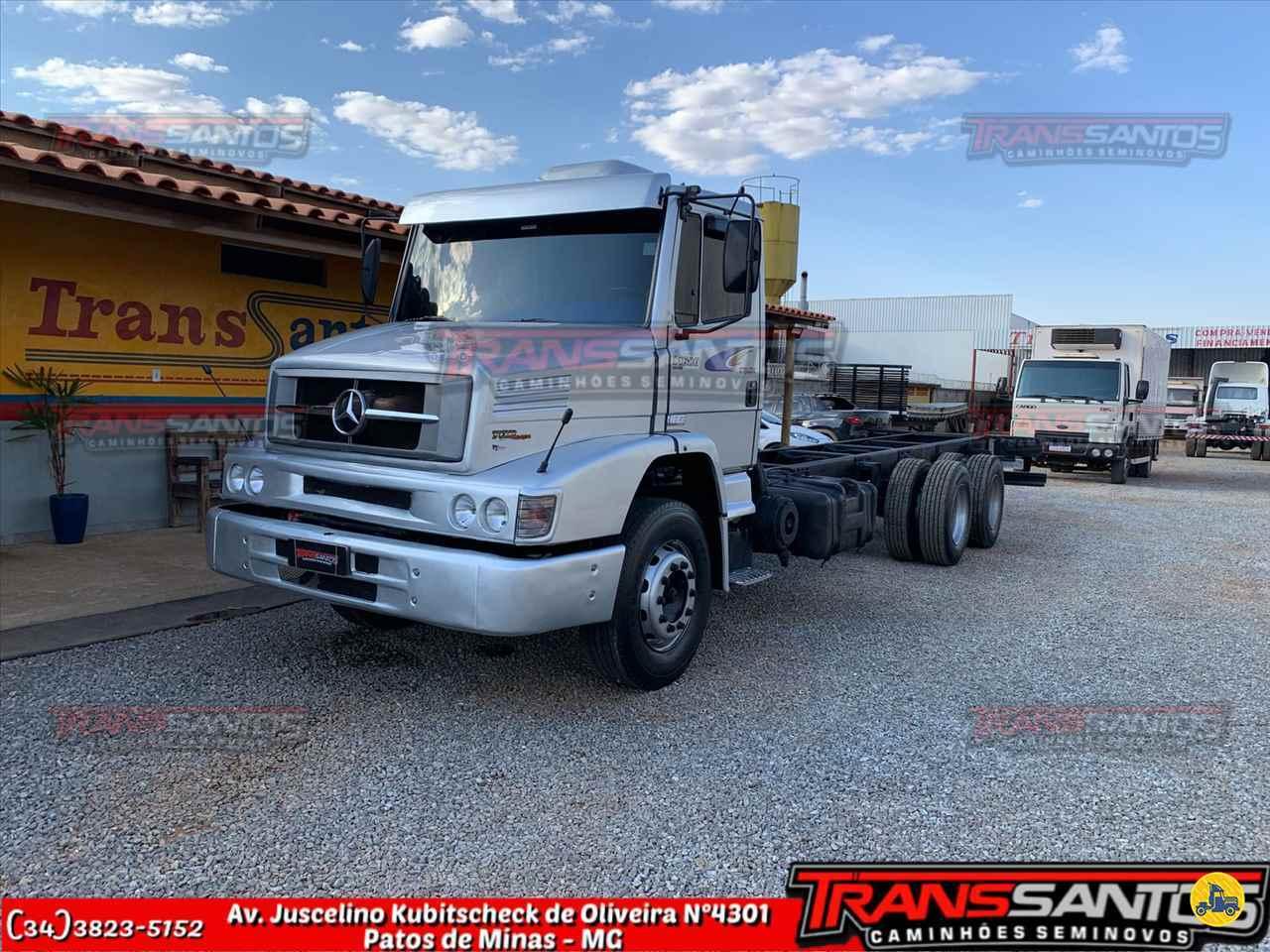 MB 1620 de TransSantos Seminovos - PATOS DE MINAS/MG