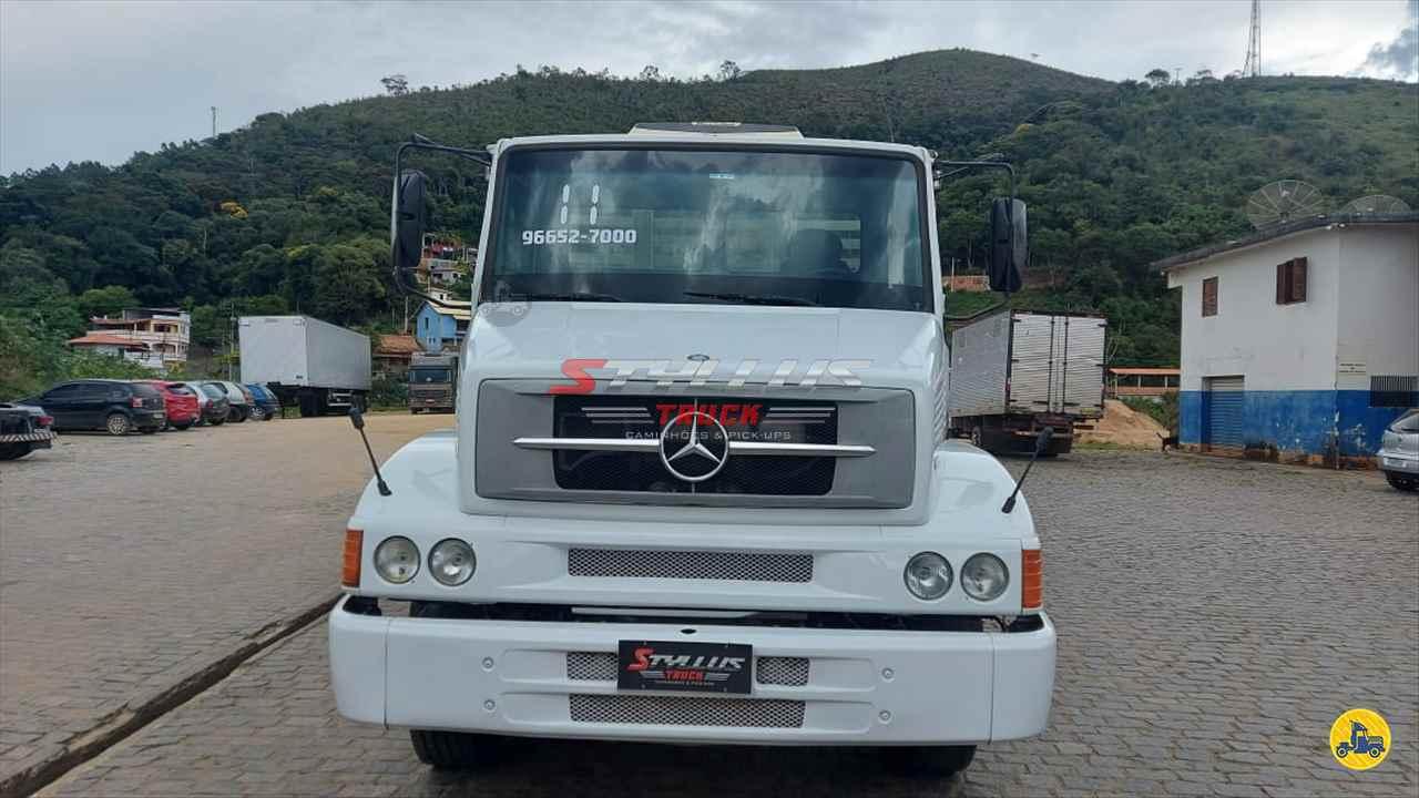 CAMINHAO MERCEDES-BENZ MB 1620 Carga Seca Truck 6x2 Styllus Truck TERESOPOLIS RIO DE JANEIRO RJ