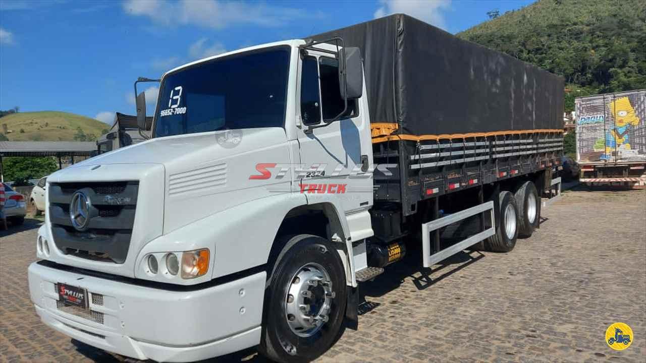 CAMINHAO MERCEDES-BENZ MB 2324 Graneleiro Truck 6x2 Styllus Truck TERESOPOLIS RIO DE JANEIRO RJ