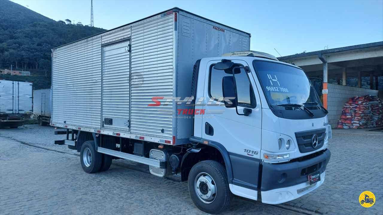 CAMINHAO MERCEDES-BENZ MB 1016 Carga Seca 3/4 4x2 Styllus Truck TERESOPOLIS RIO DE JANEIRO RJ