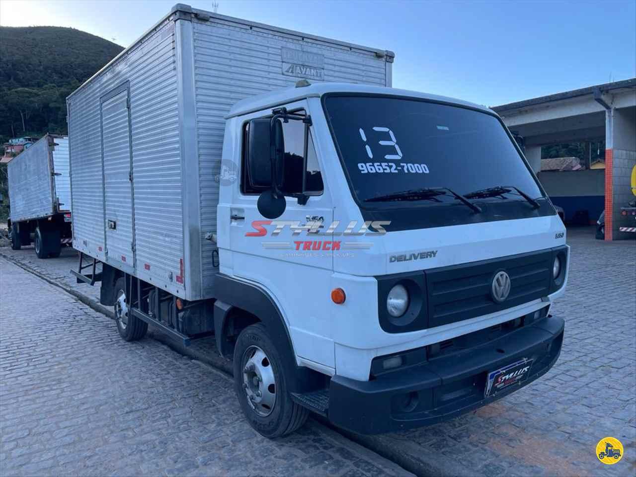 CAMINHAO VOLKSWAGEN VW 5150 Baú Furgão 3/4 4x2 Styllus Truck TERESOPOLIS RIO DE JANEIRO RJ