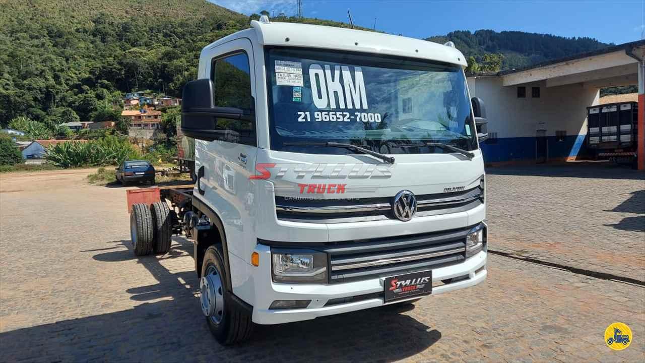 CAMINHAO VOLKSWAGEN VW 11180 Chassis 3/4 6x2 Styllus Truck TERESOPOLIS RIO DE JANEIRO RJ