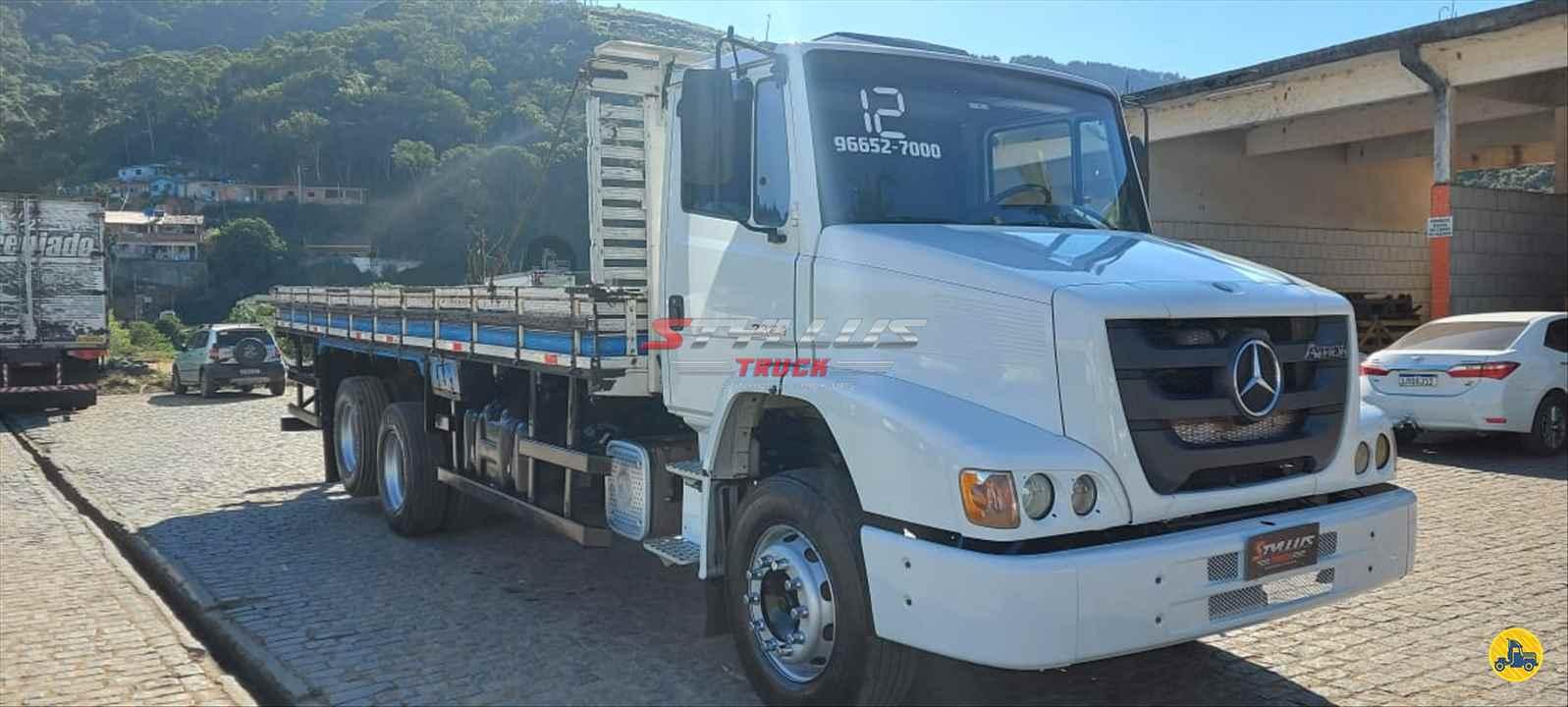CAMINHAO MERCEDES-BENZ MB 2324 Carga Seca Truck 6x2 Styllus Truck TERESOPOLIS RIO DE JANEIRO RJ