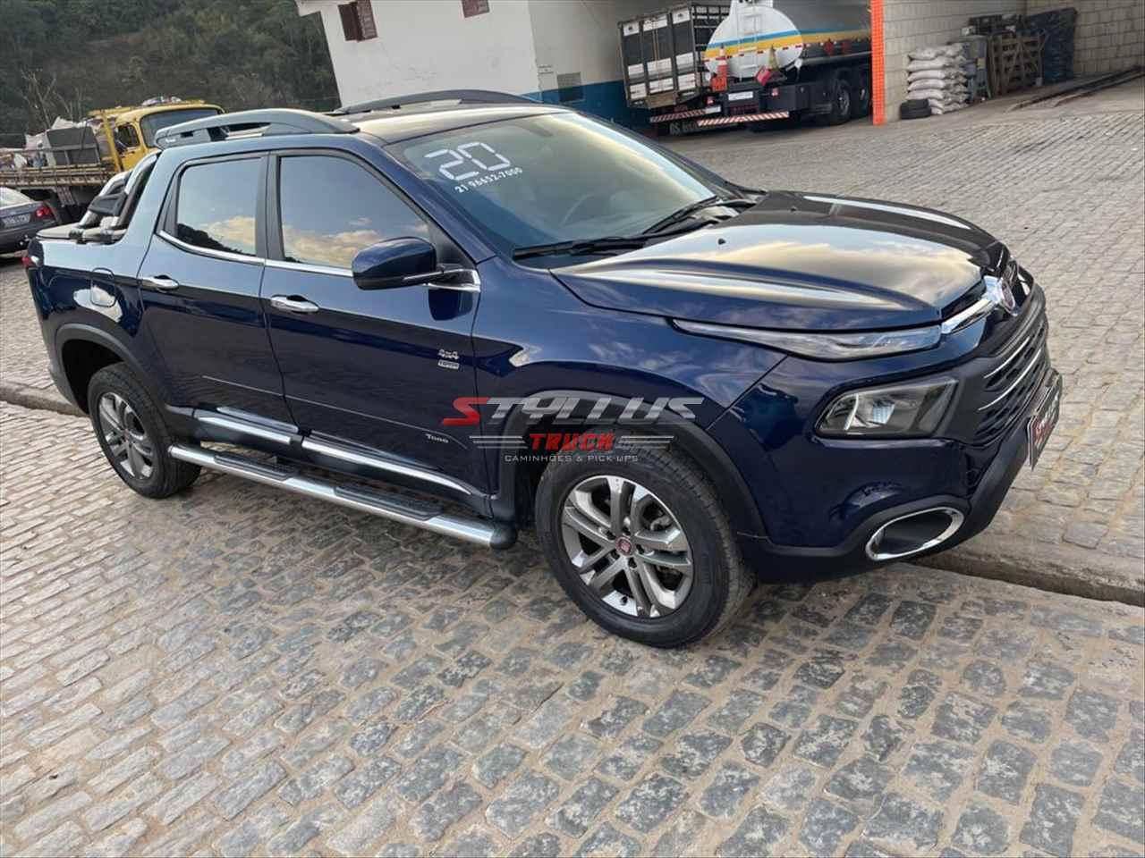CARRO FIAT Toro Freedom 2.0 Styllus Truck TERESOPOLIS RIO DE JANEIRO RJ