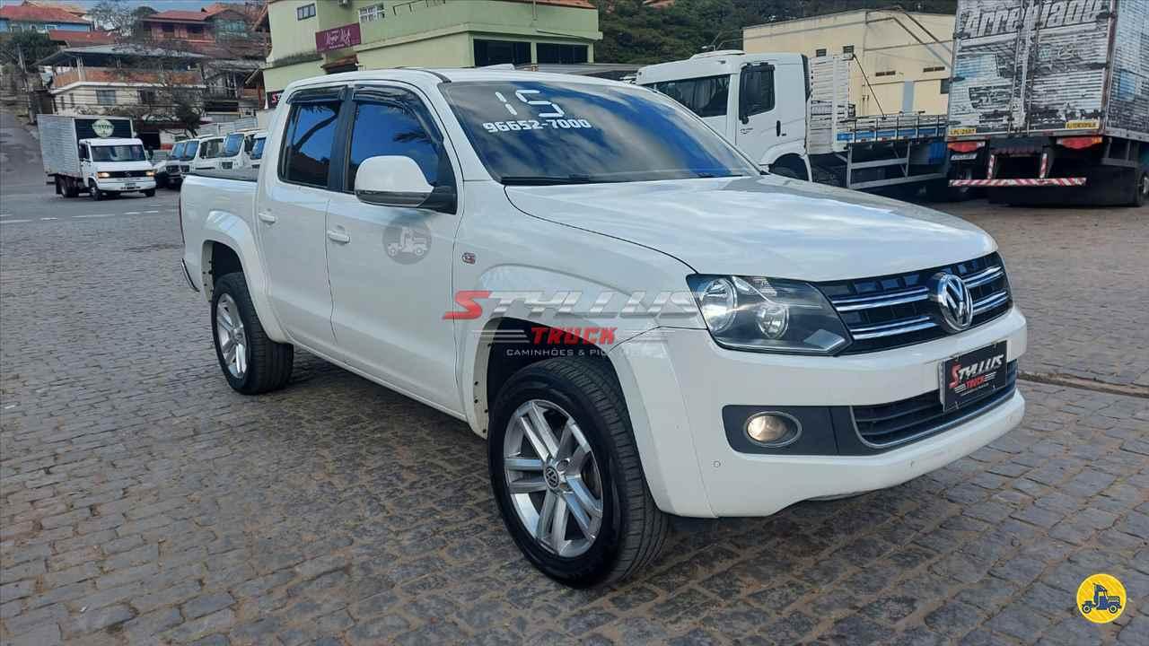 CARRO VW - Volkswagen Amarok Highline Styllus Truck TERESOPOLIS RIO DE JANEIRO RJ