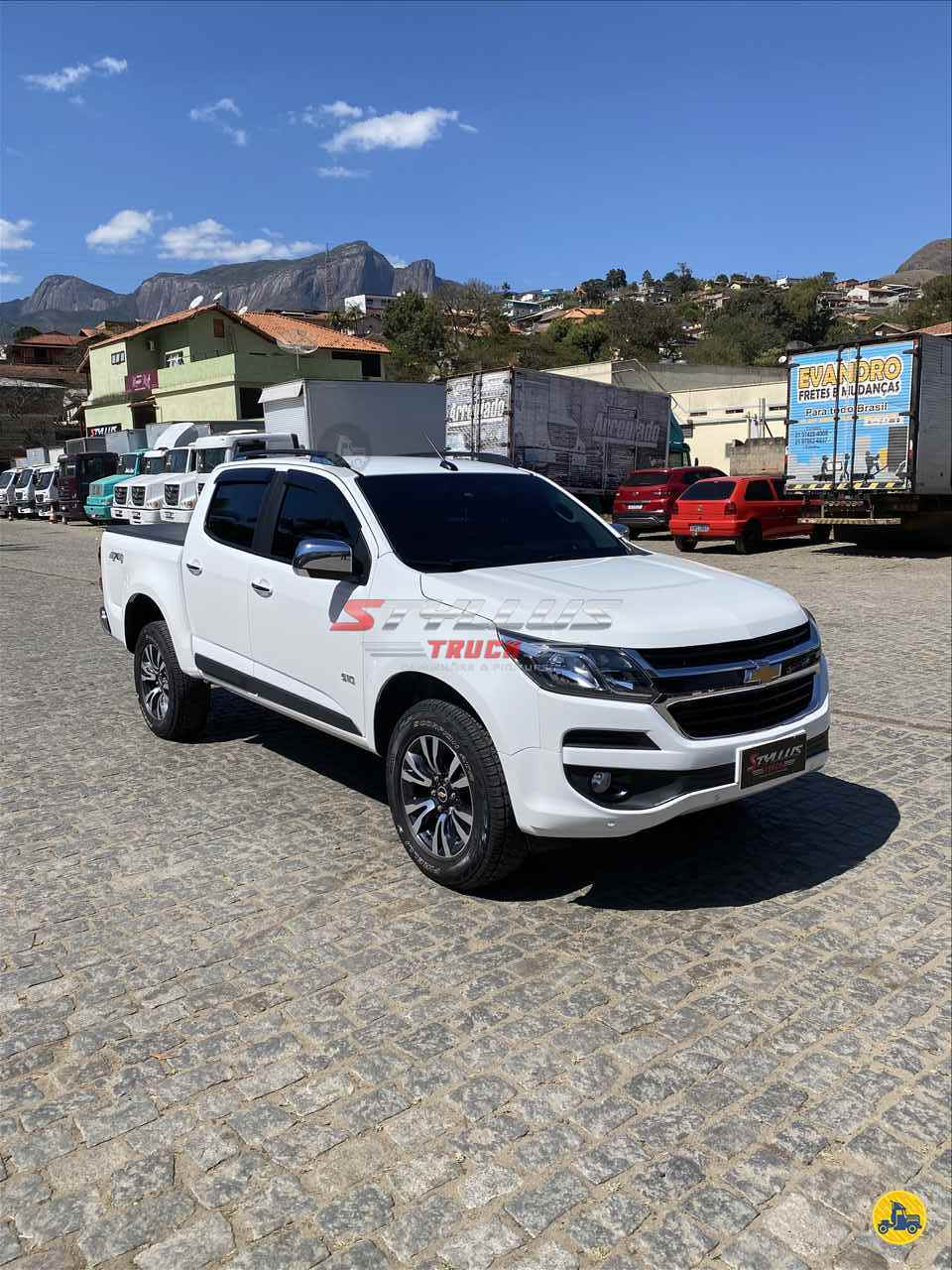 CARRO GM - Chevrolet S10 2.8 CD LTZ Styllus Truck TERESOPOLIS RIO DE JANEIRO RJ