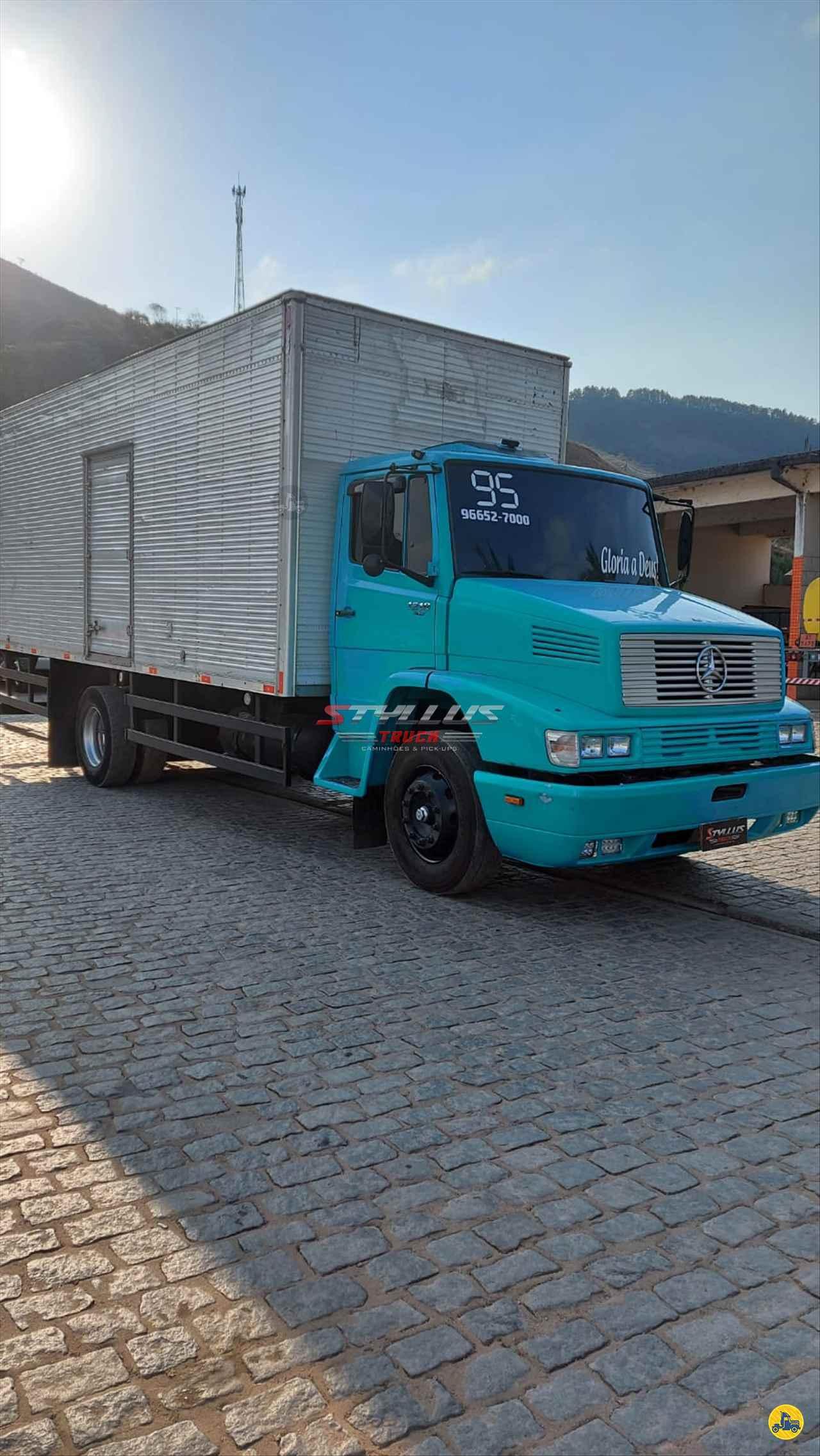 MB 1218 de Styllus Truck - TERESOPOLIS/RJ