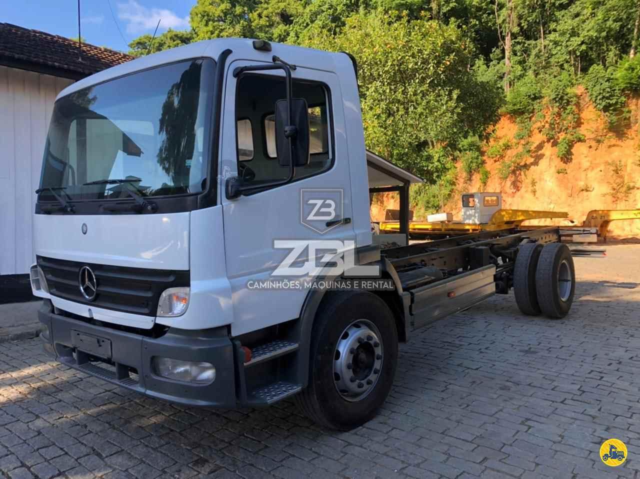 CAMINHAO MERCEDES-BENZ MB 1418 Chassis Toco 4x2 ZBL Caminhões CASTELO ESPÍRITO SANTO ES