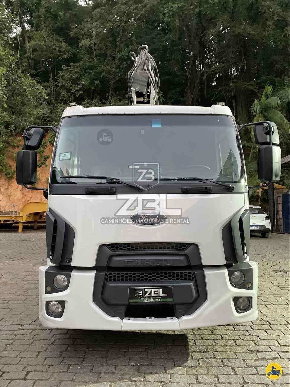 CAMINHAO FORD CARGO 1319 Guincho Munck Toco 4x2 ZBL Caminhões CASTELO ESPÍRITO SANTO ES