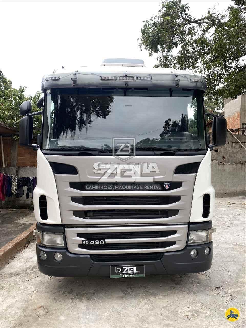 CAMINHAO SCANIA SCANIA P420 Cavalo Mecânico Truck 6x2 ZBL Caminhões CASTELO ESPÍRITO SANTO ES