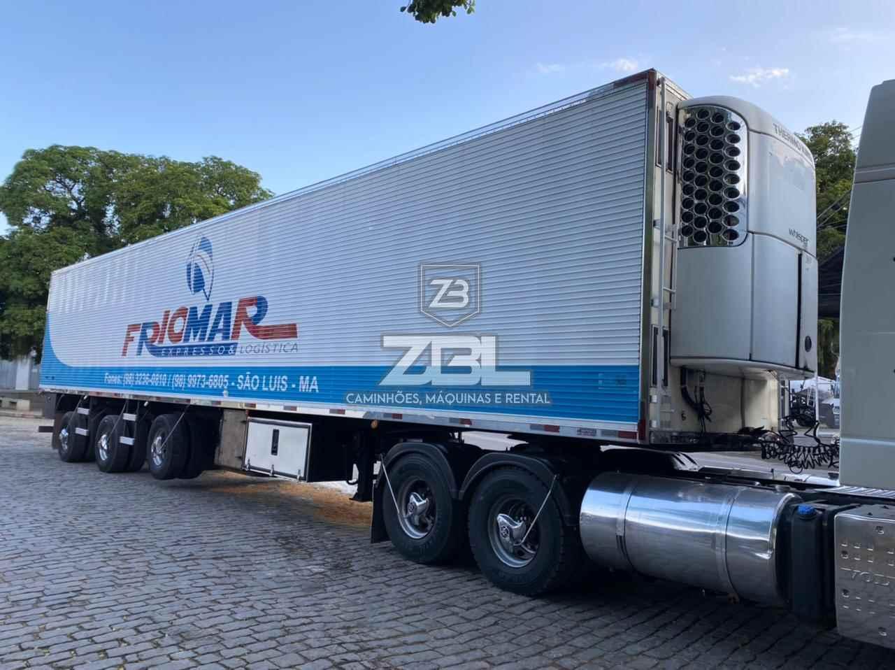 FRIGORIFICO de ZBL Caminhões - CASTELO/ES
