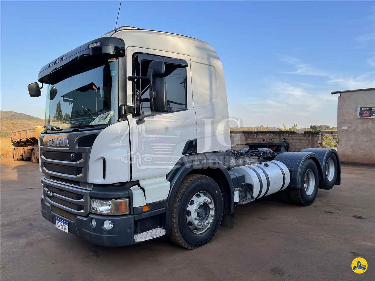 CAMINHAO SCANIA SCANIA 360 Cavalo Mecânico Truck 6x2 JG Veículos e Caminhões CONGONHAS MINAS GERAIS MG