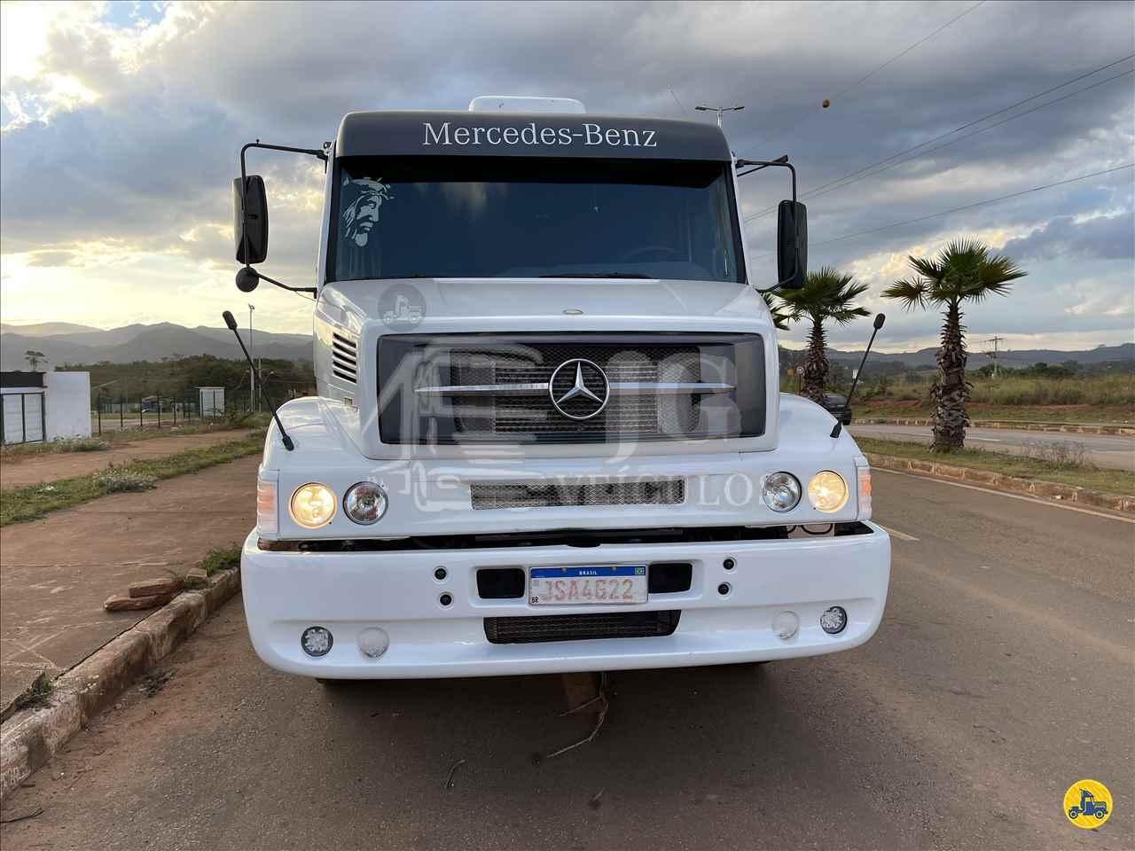 CAMINHAO MERCEDES-BENZ MB 1634 Cavalo Mecânico Truck 6x2 JG Veículos e Caminhões CONGONHAS MINAS GERAIS MG