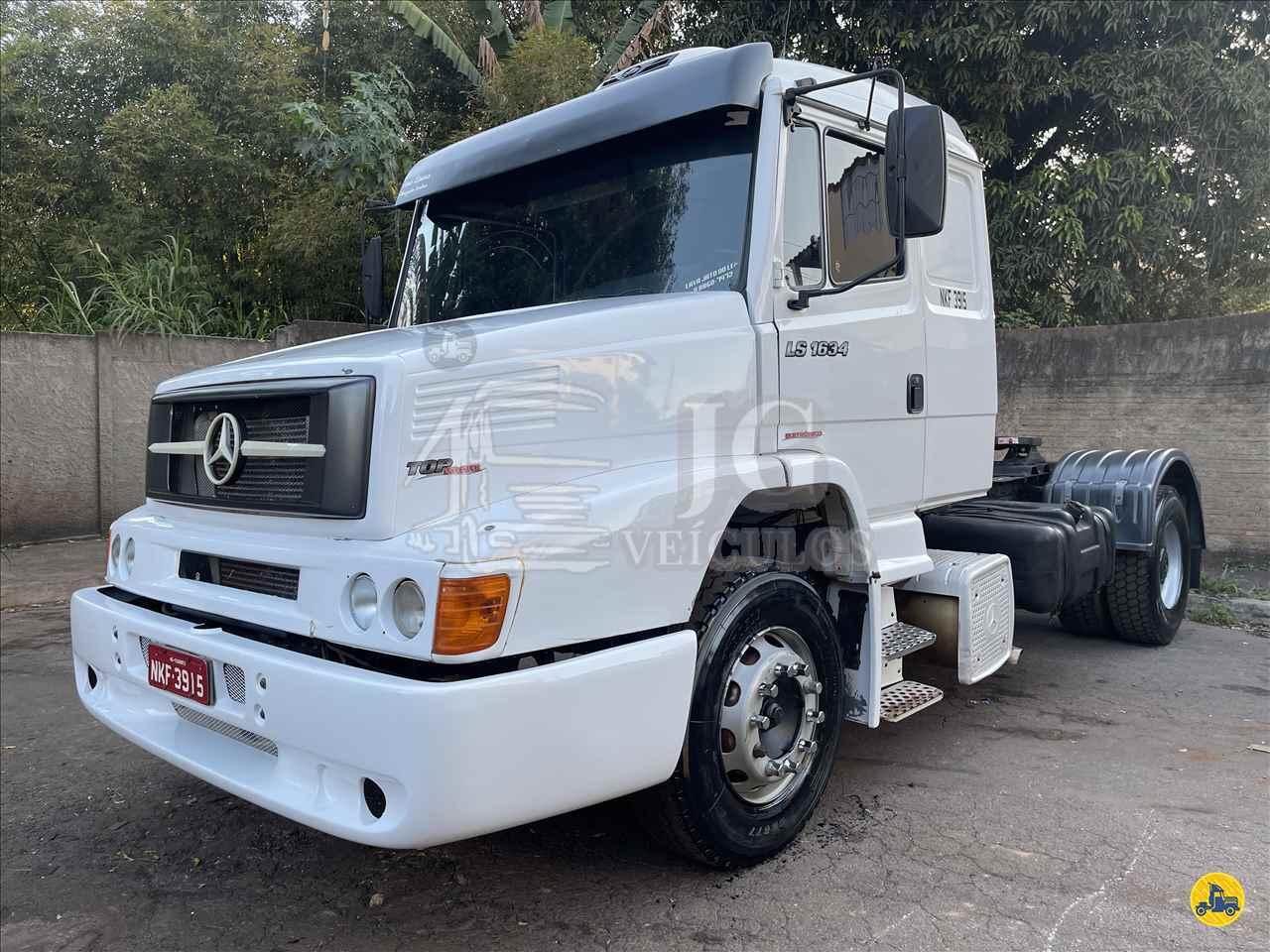 CAMINHAO MERCEDES-BENZ MB 1634 Cavalo Mecânico Toco 4x2 JG Veículos e Caminhões CONGONHAS MINAS GERAIS MG