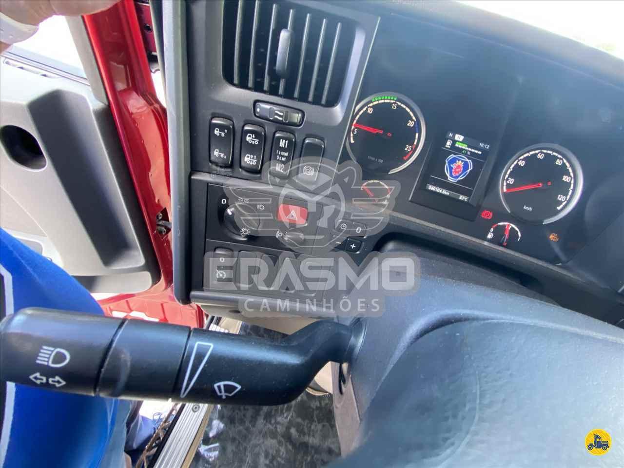 SCANIA SCANIA 440 580000km 2014/2014 Erasmo Caminhões