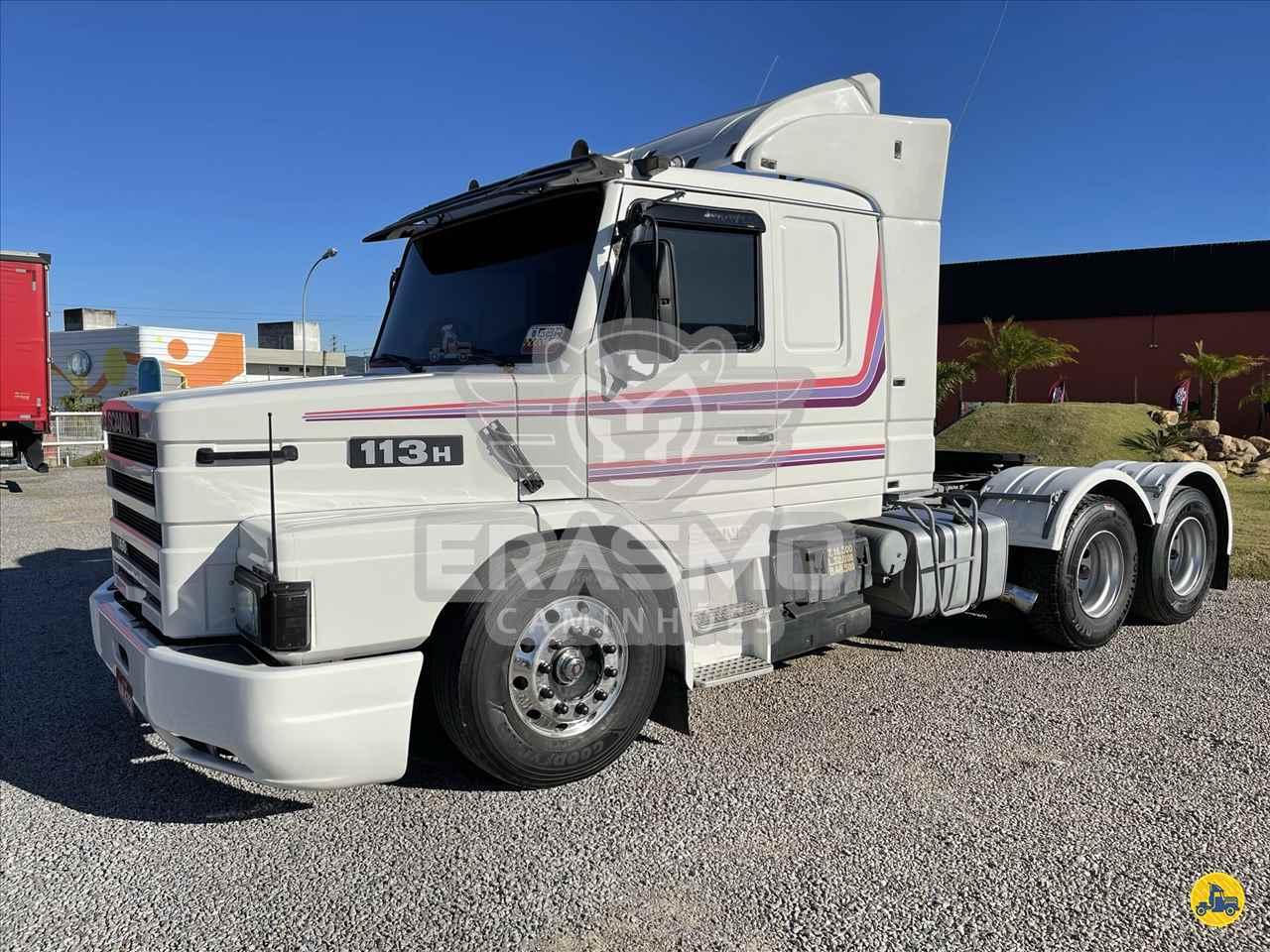 CAMINHAO SCANIA SCANIA 113 320 Cavalo Mecânico Truck 6x2 Erasmo Caminhões TUBARAO SANTA CATARINA SC